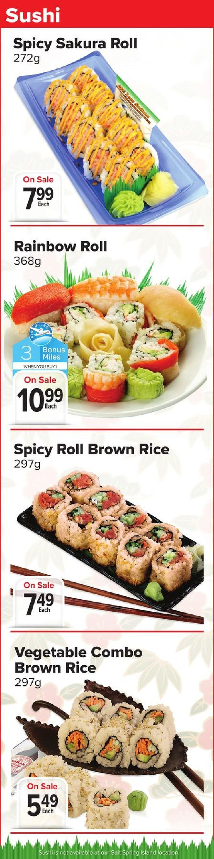 Thrifty Foods Flyer - 04/01-04/07/2021 (Page 11)