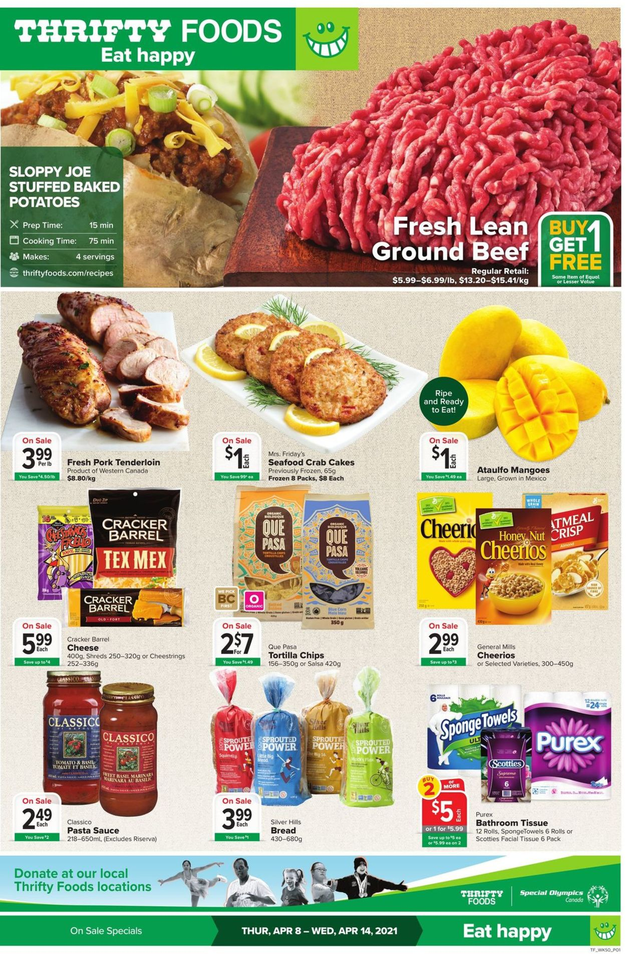 Thrifty Foods Flyer - 04/08-04/14/2021 (Page 3)