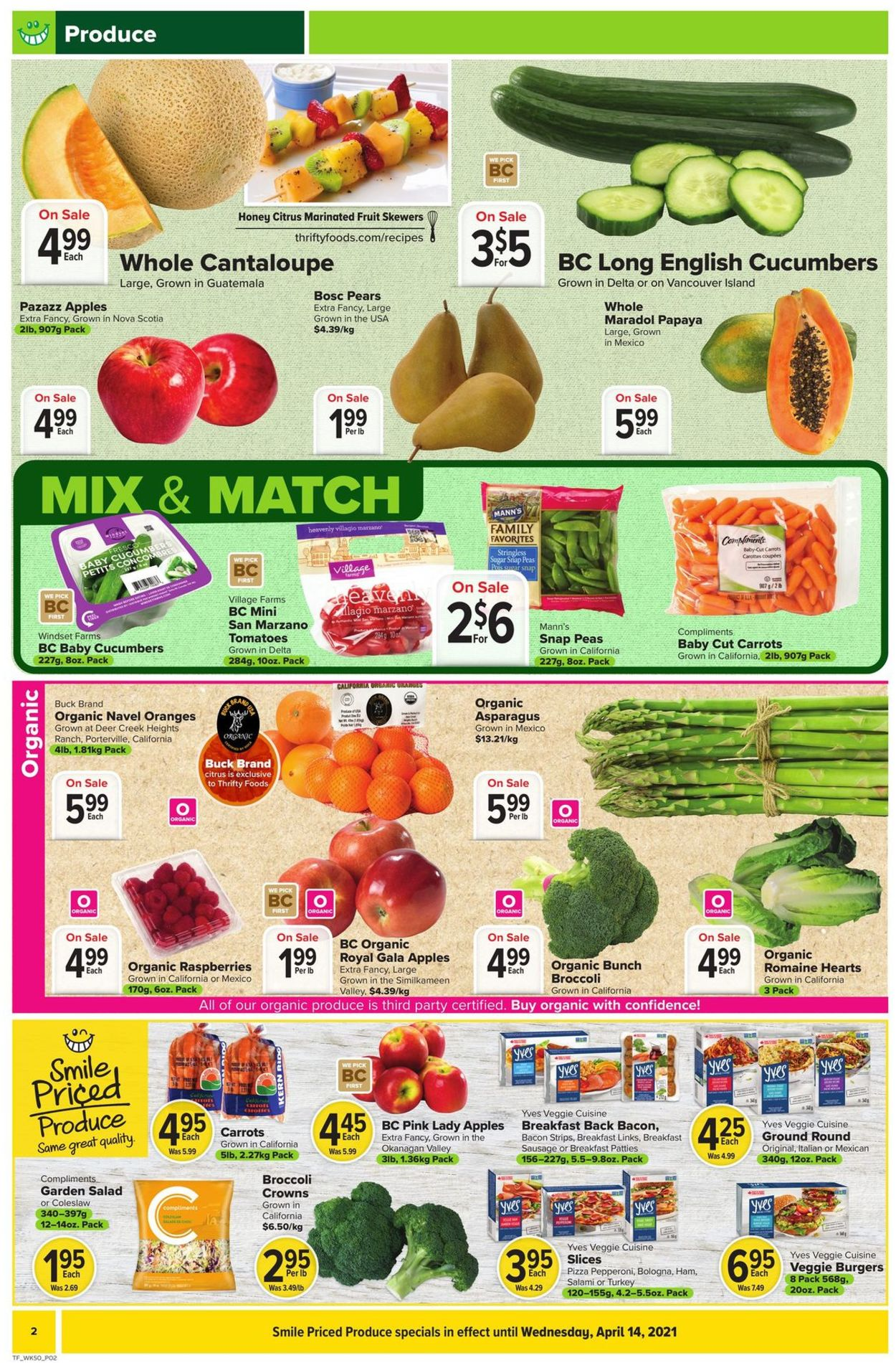 Thrifty Foods Flyer - 04/08-04/14/2021 (Page 5)
