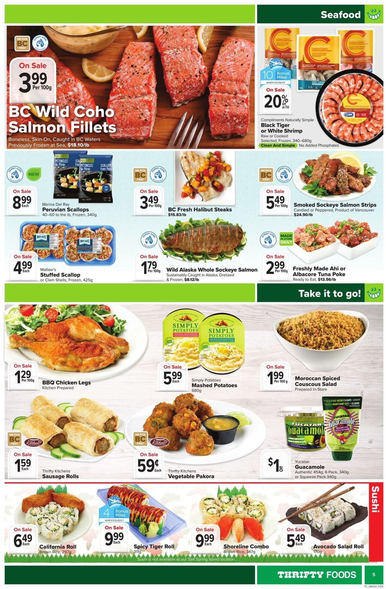 Thrifty Foods Flyer - 04/08-04/14/2021 (Page 9)