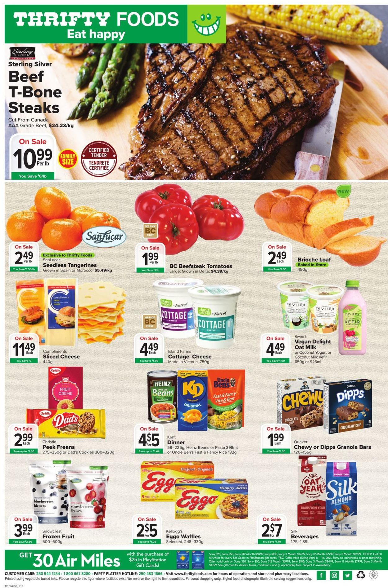 Thrifty Foods Flyer - 04/08-04/14/2021 (Page 16)