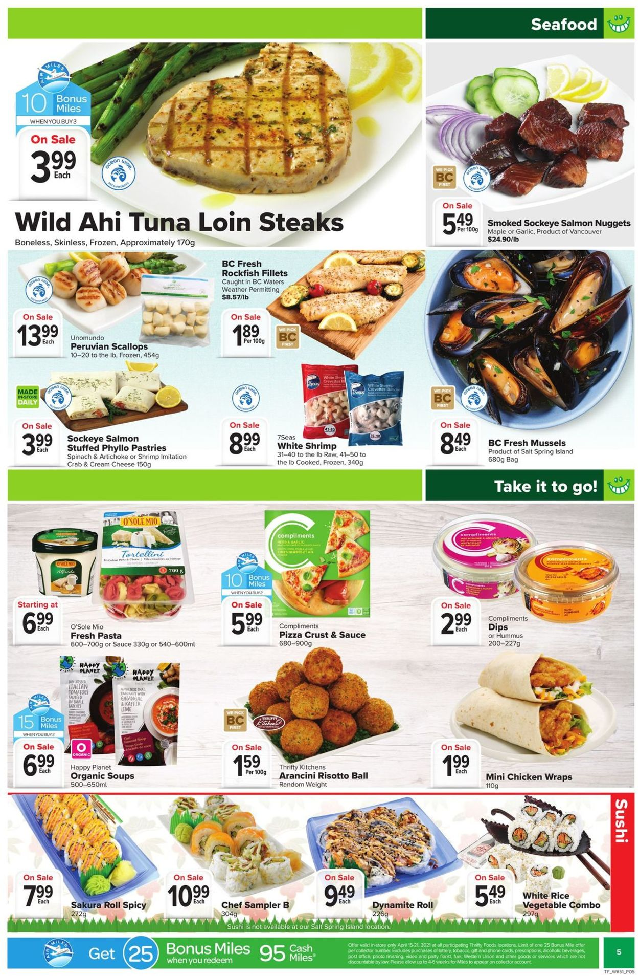 Thrifty Foods Flyer - 04/15-04/21/2021 (Page 6)