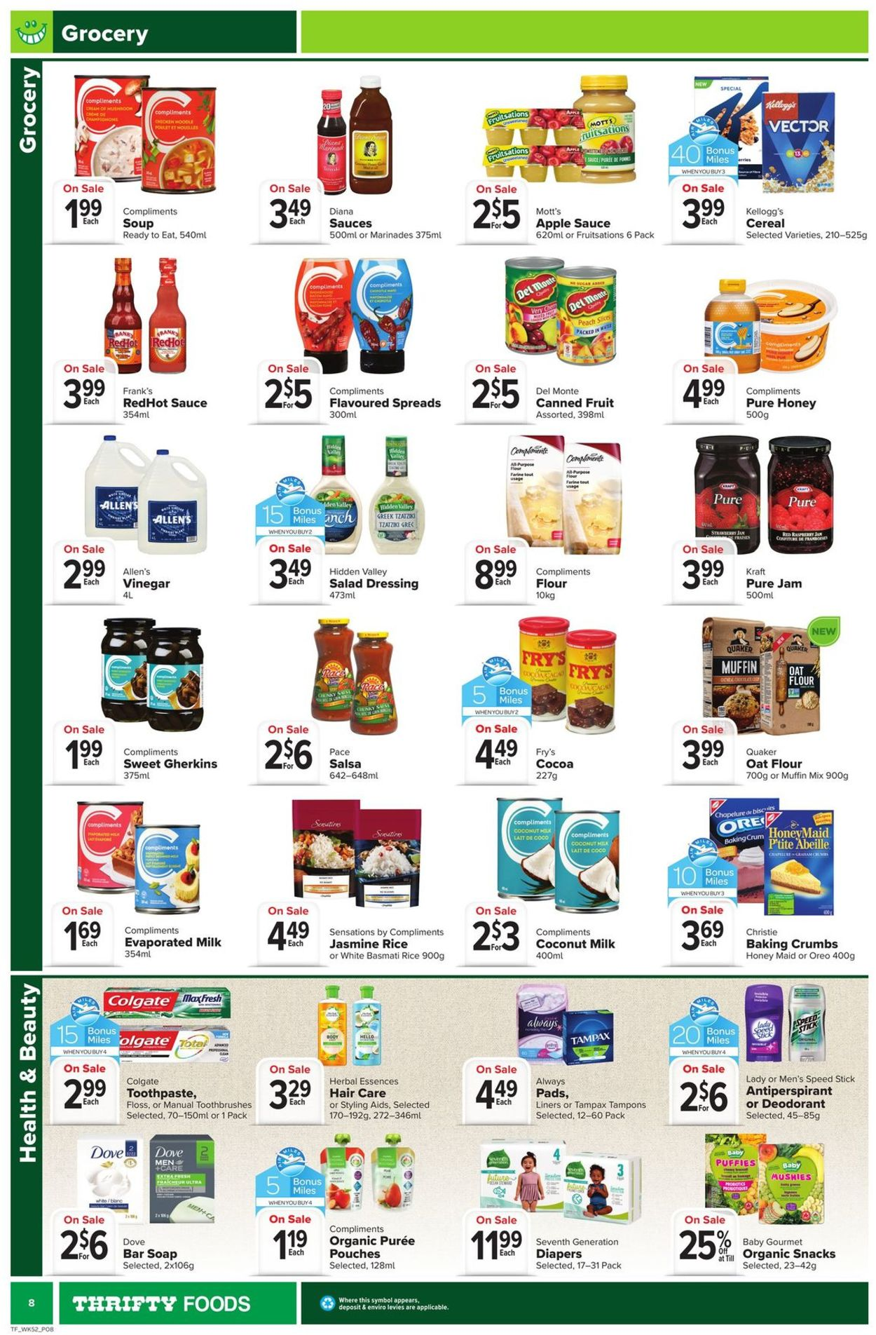 Thrifty Foods Flyer - 04/22-04/28/2021 (Page 9)