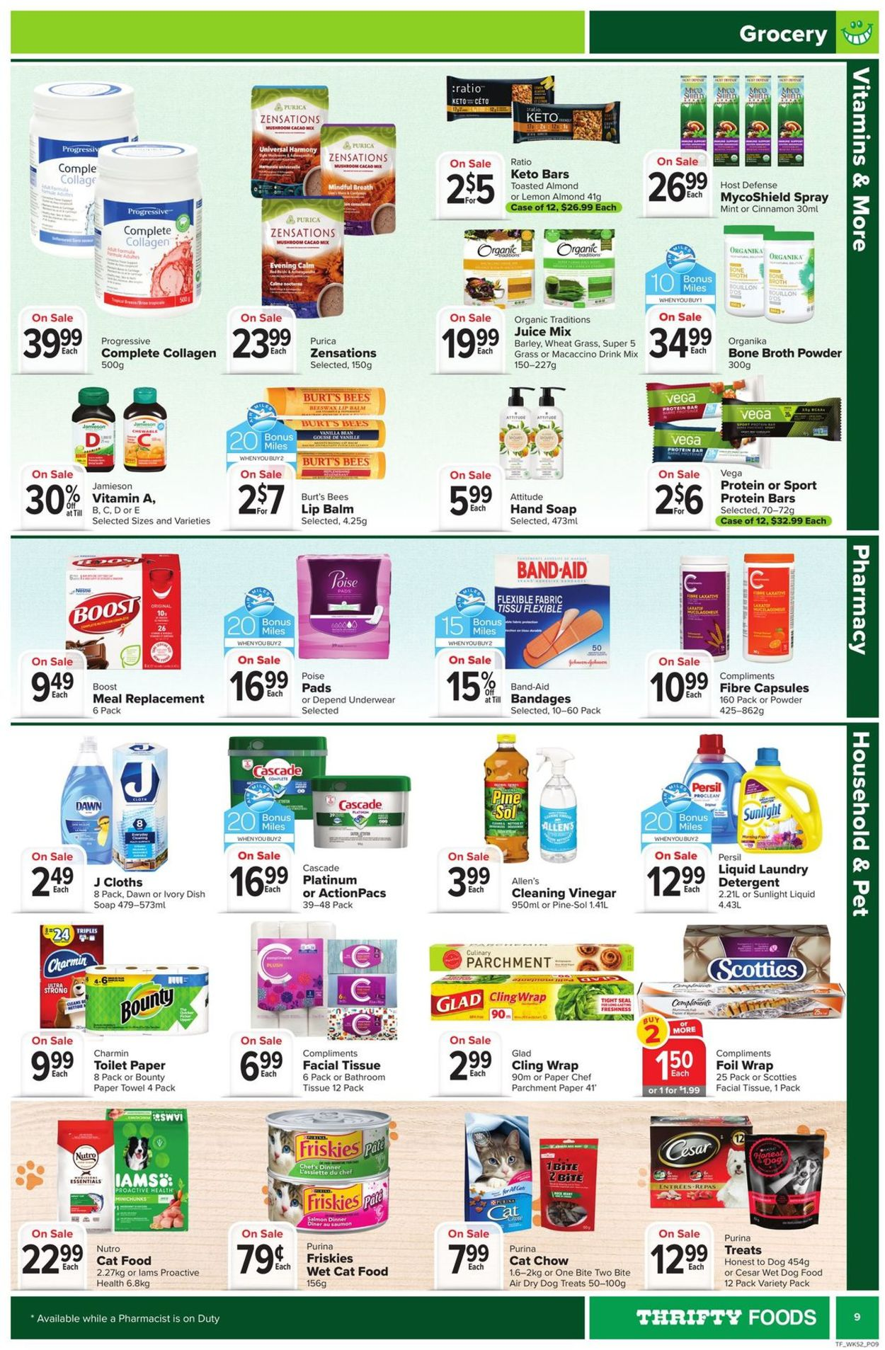 Thrifty Foods Flyer - 04/22-04/28/2021 (Page 10)