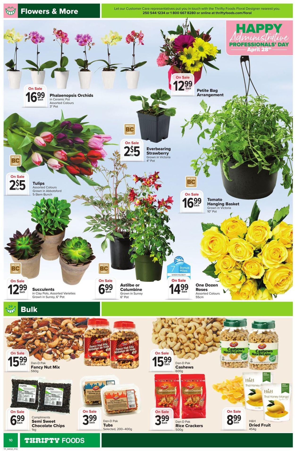 Thrifty Foods Flyer - 04/22-04/28/2021 (Page 11)
