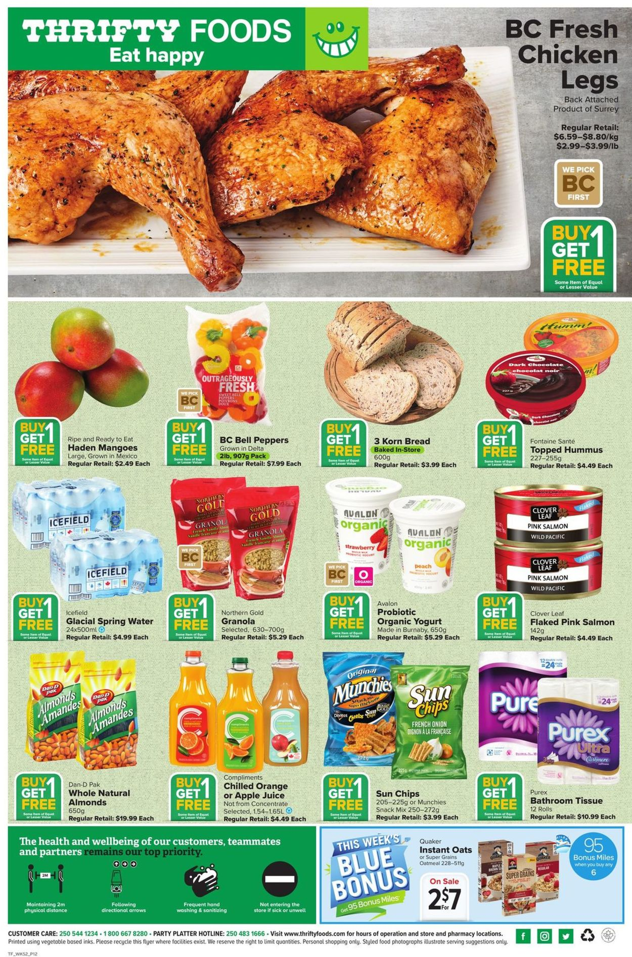 Thrifty Foods Flyer - 04/22-04/28/2021 (Page 14)