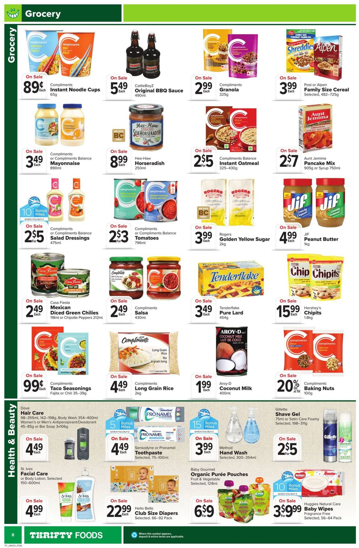 Thrifty Foods Flyer - 04/29-05/05/2021 (Page 9)