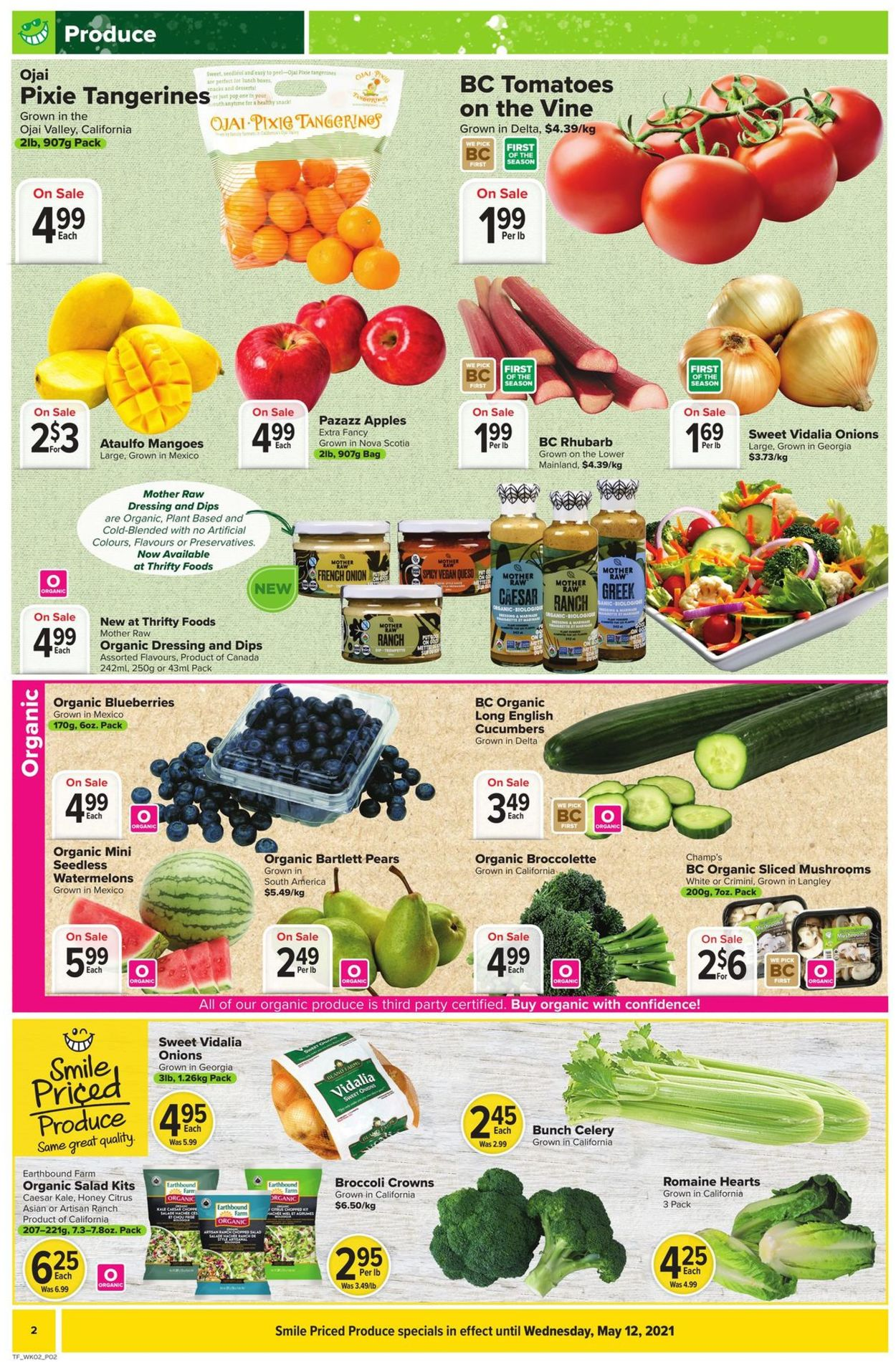 Thrifty Foods Flyer - 05/06-05/12/2021 (Page 4)