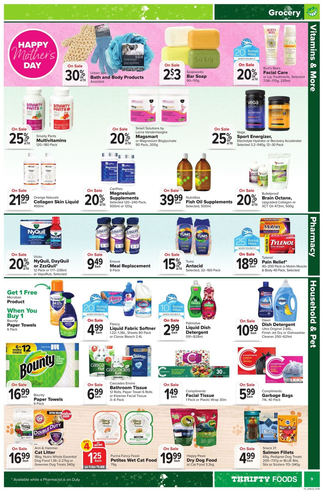 Thrifty Foods Flyer - 05/06-05/12/2021 (Page 12)