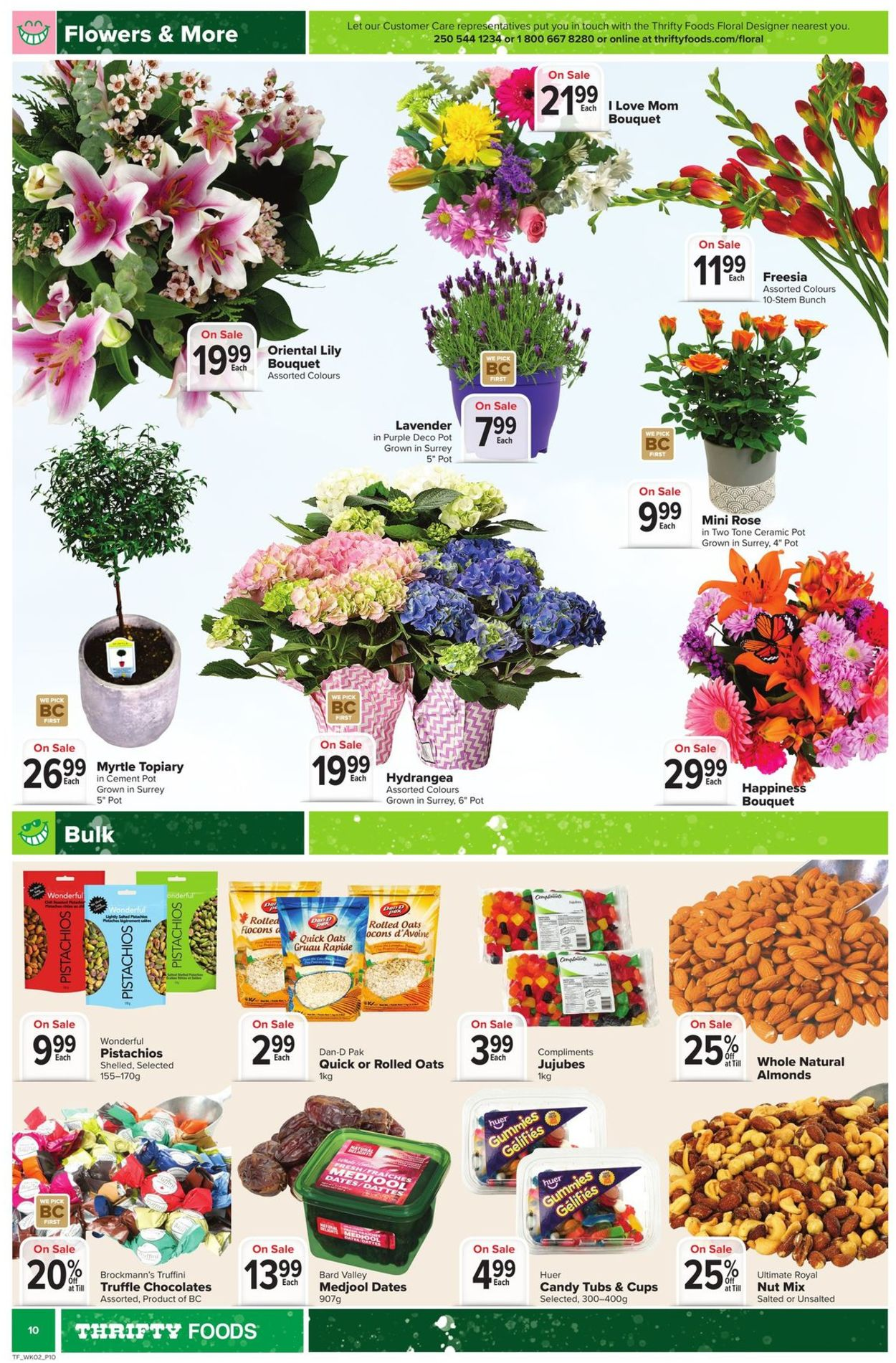Thrifty Foods Flyer - 05/06-05/12/2021 (Page 13)