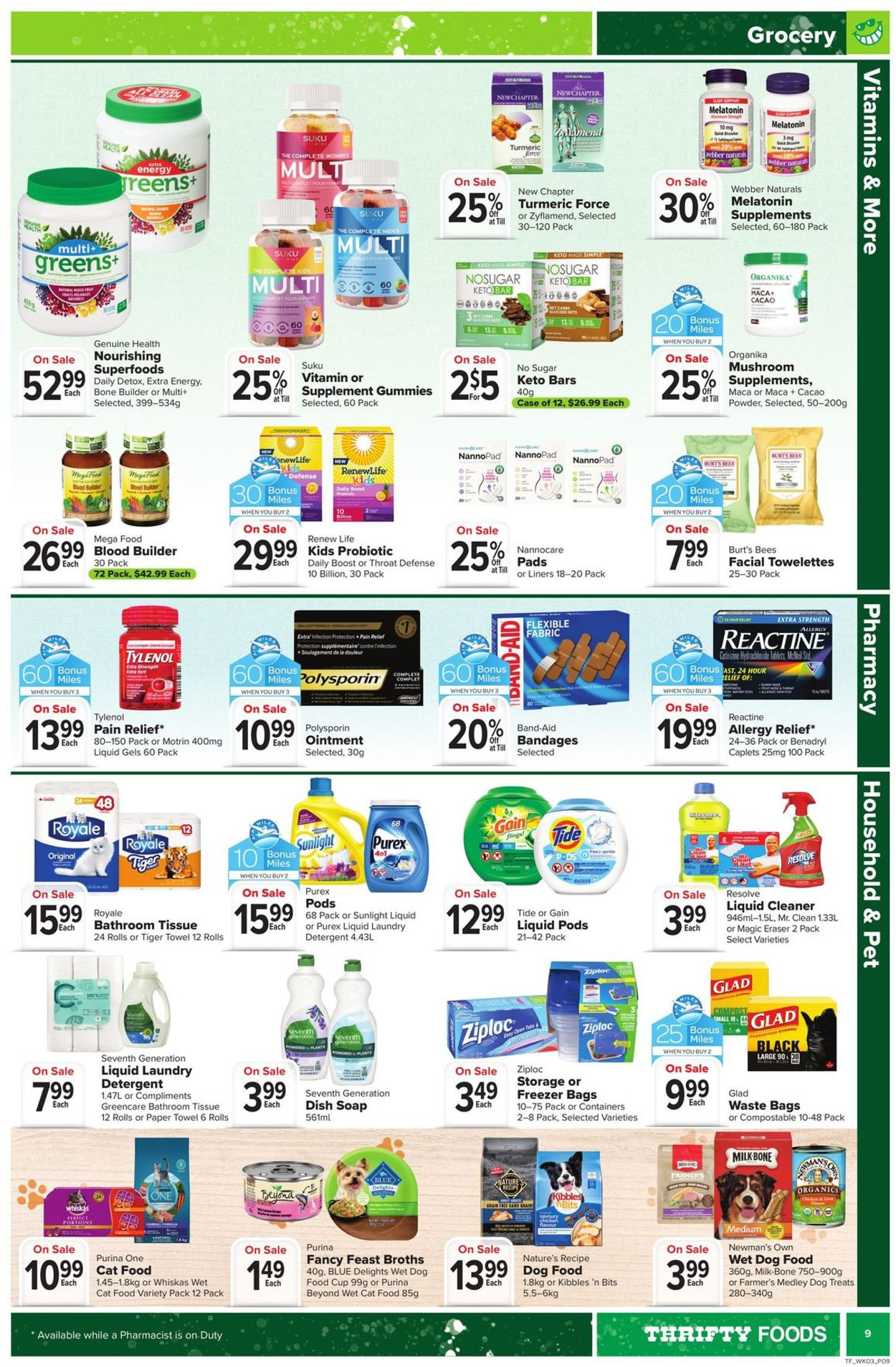 Thrifty Foods Flyer - 05/13-05/19/2021 (Page 10)