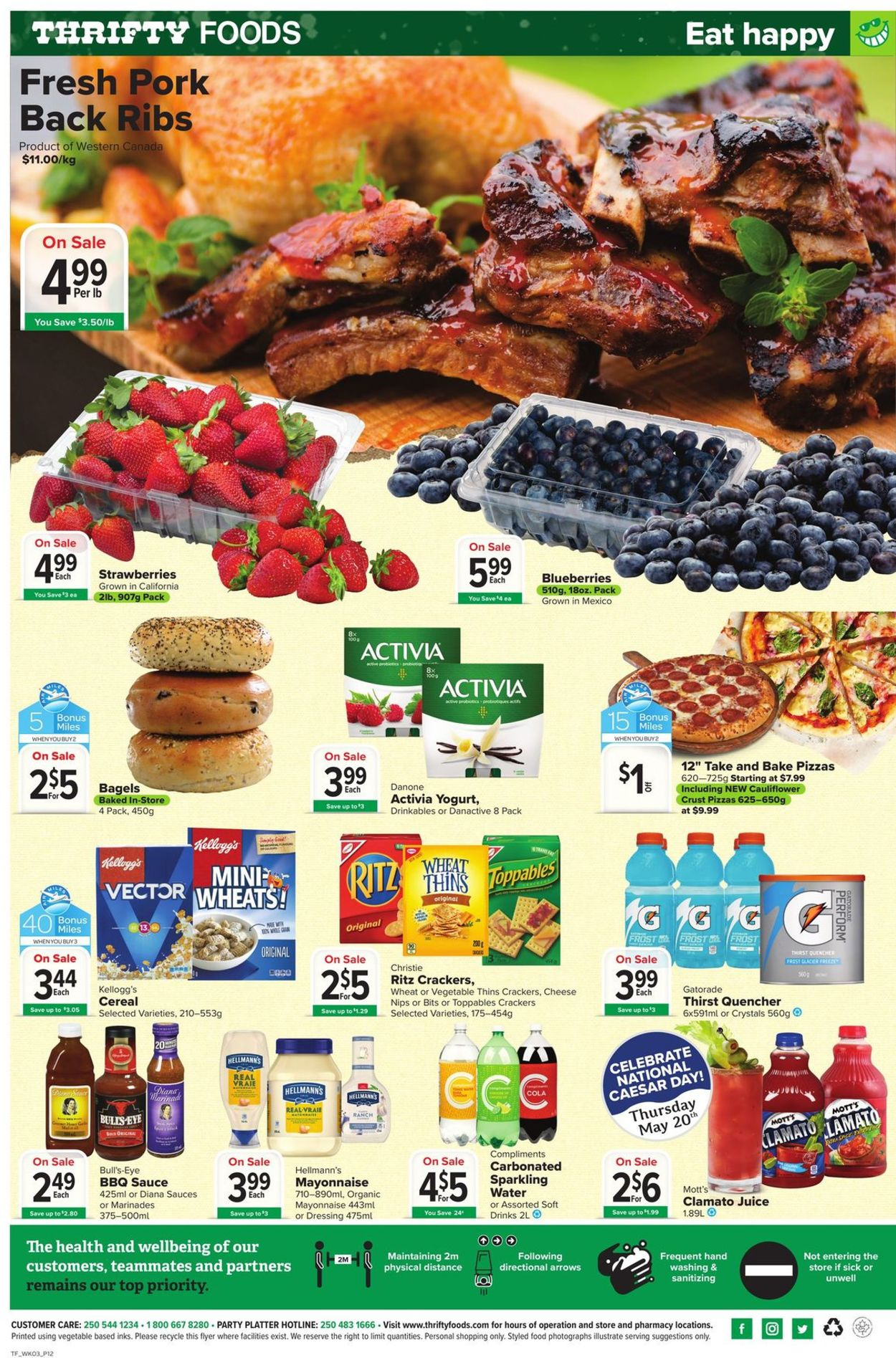 Thrifty Foods Flyer - 05/13-05/19/2021 (Page 13)