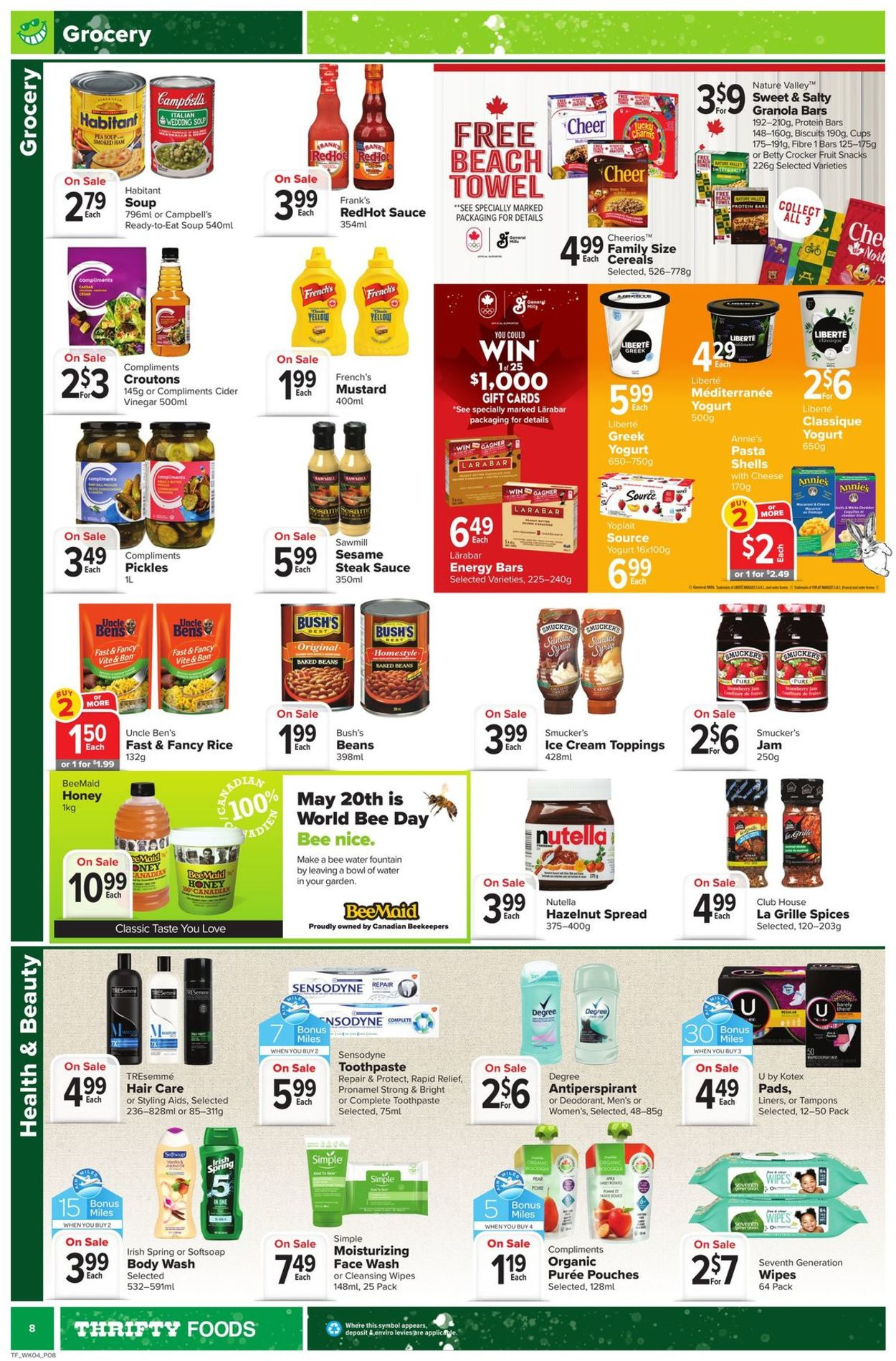 Thrifty Foods Flyer - 05/20-05/26/2021 (Page 9)