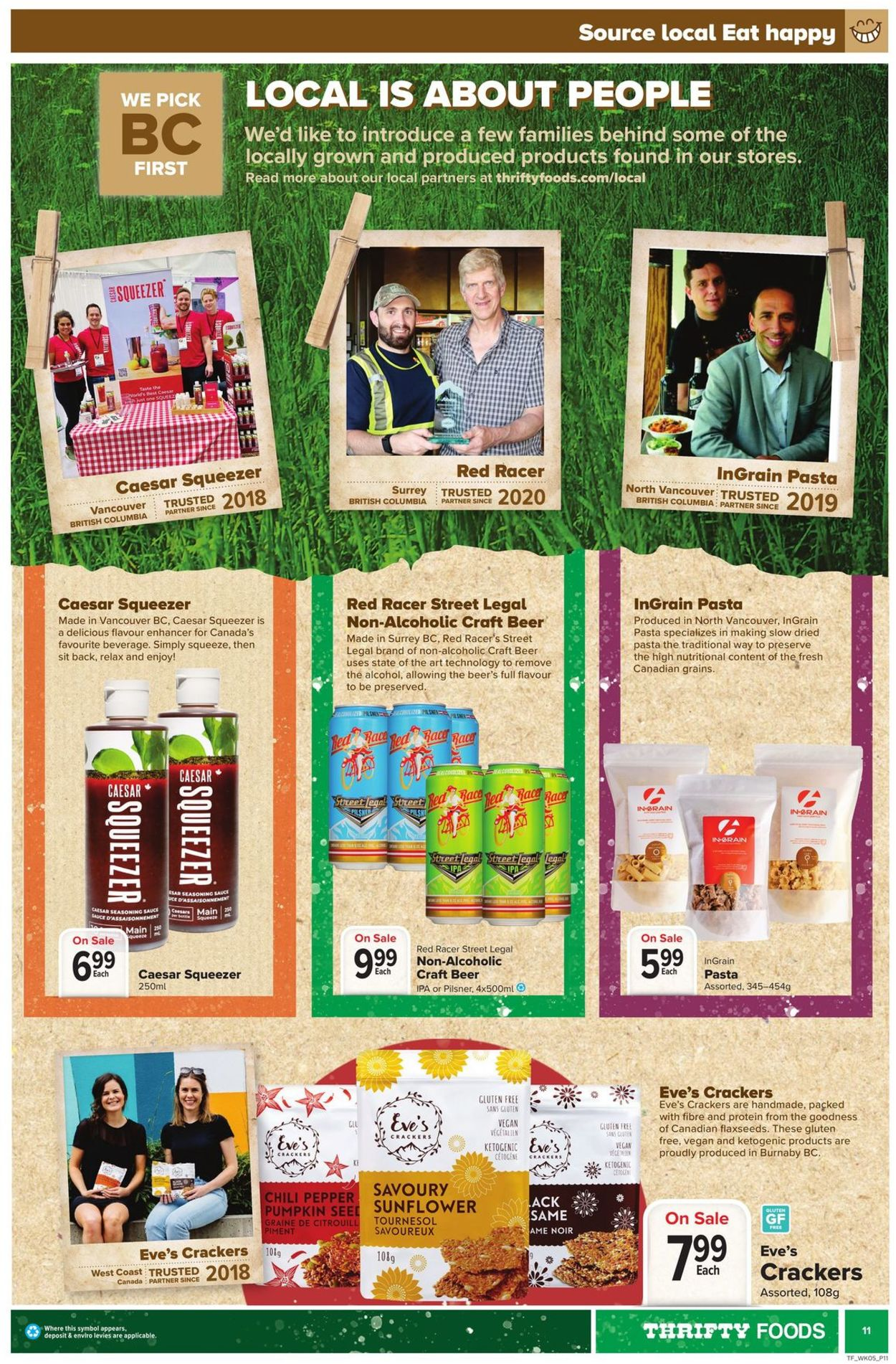 Thrifty Foods Flyer - 05/27-06/02/2021 (Page 14)