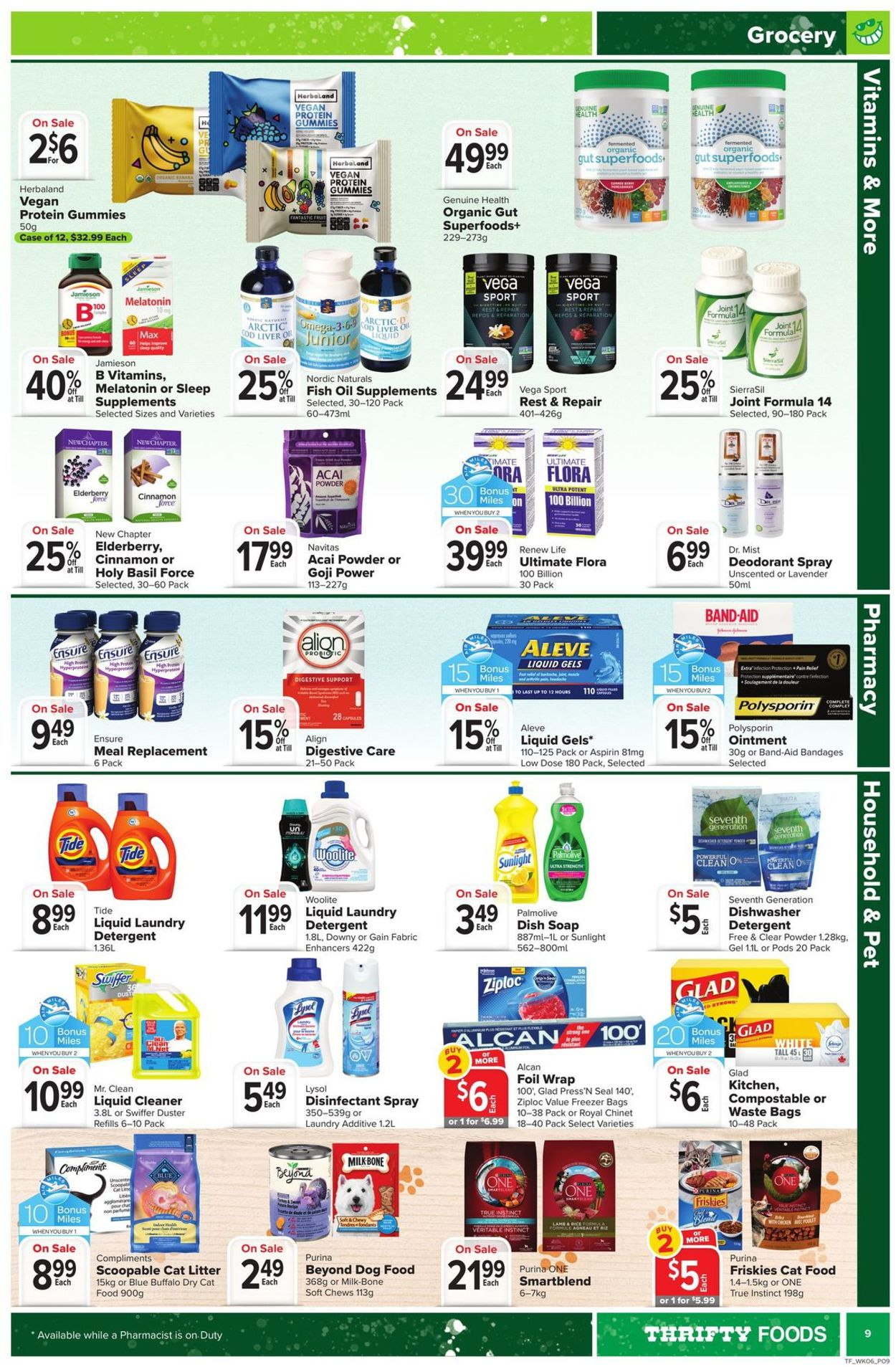 Thrifty Foods Flyer - 06/03-06/09/2021 (Page 10)