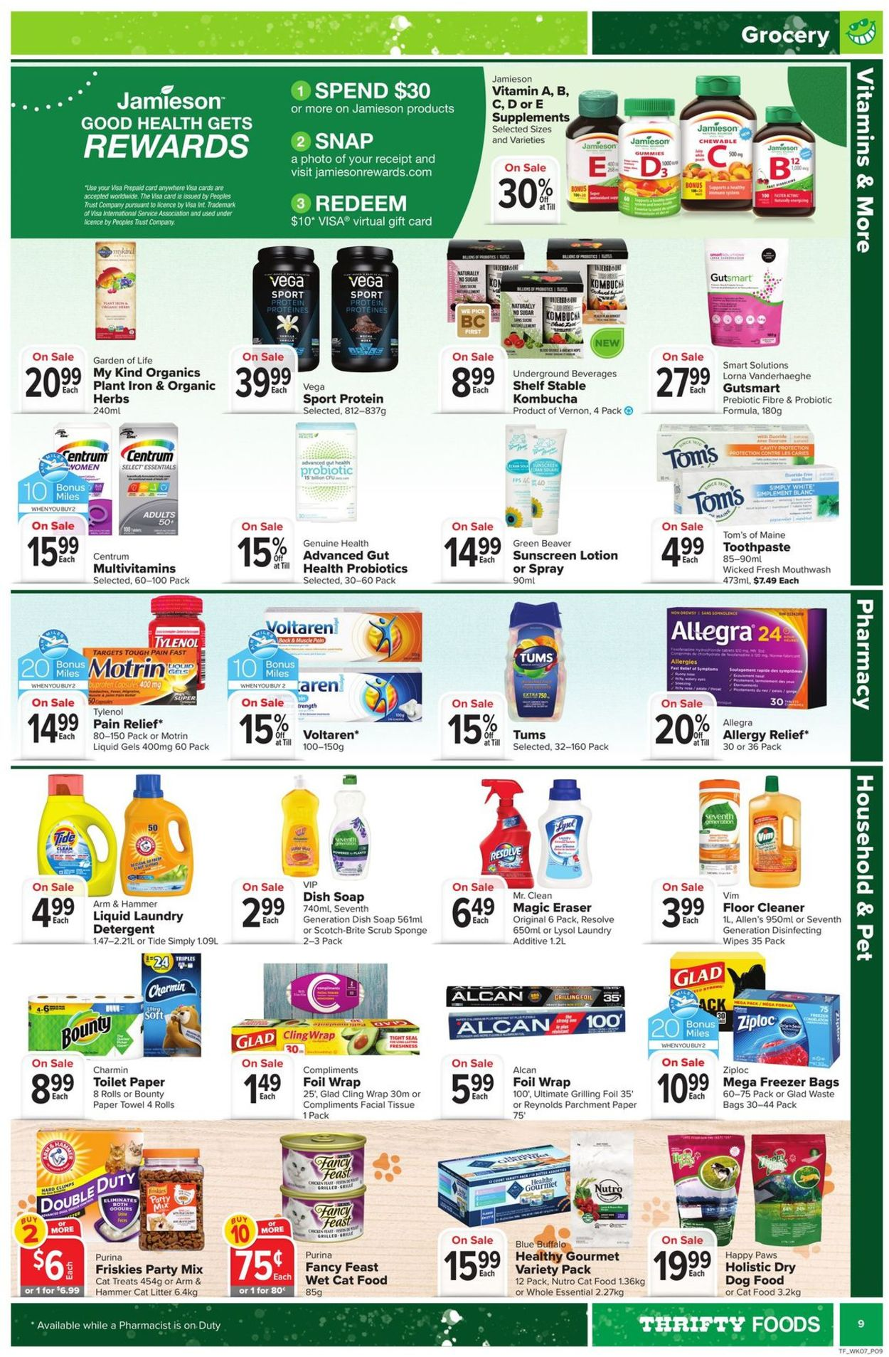Thrifty Foods Flyer - 06/10-06/16/2021 (Page 10)