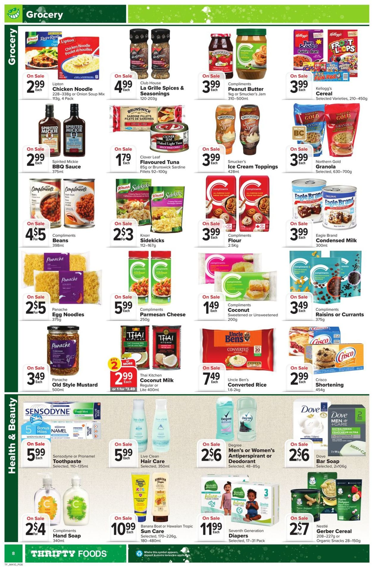 Thrifty Foods Flyer - 07/01-07/07/2021 (Page 10)