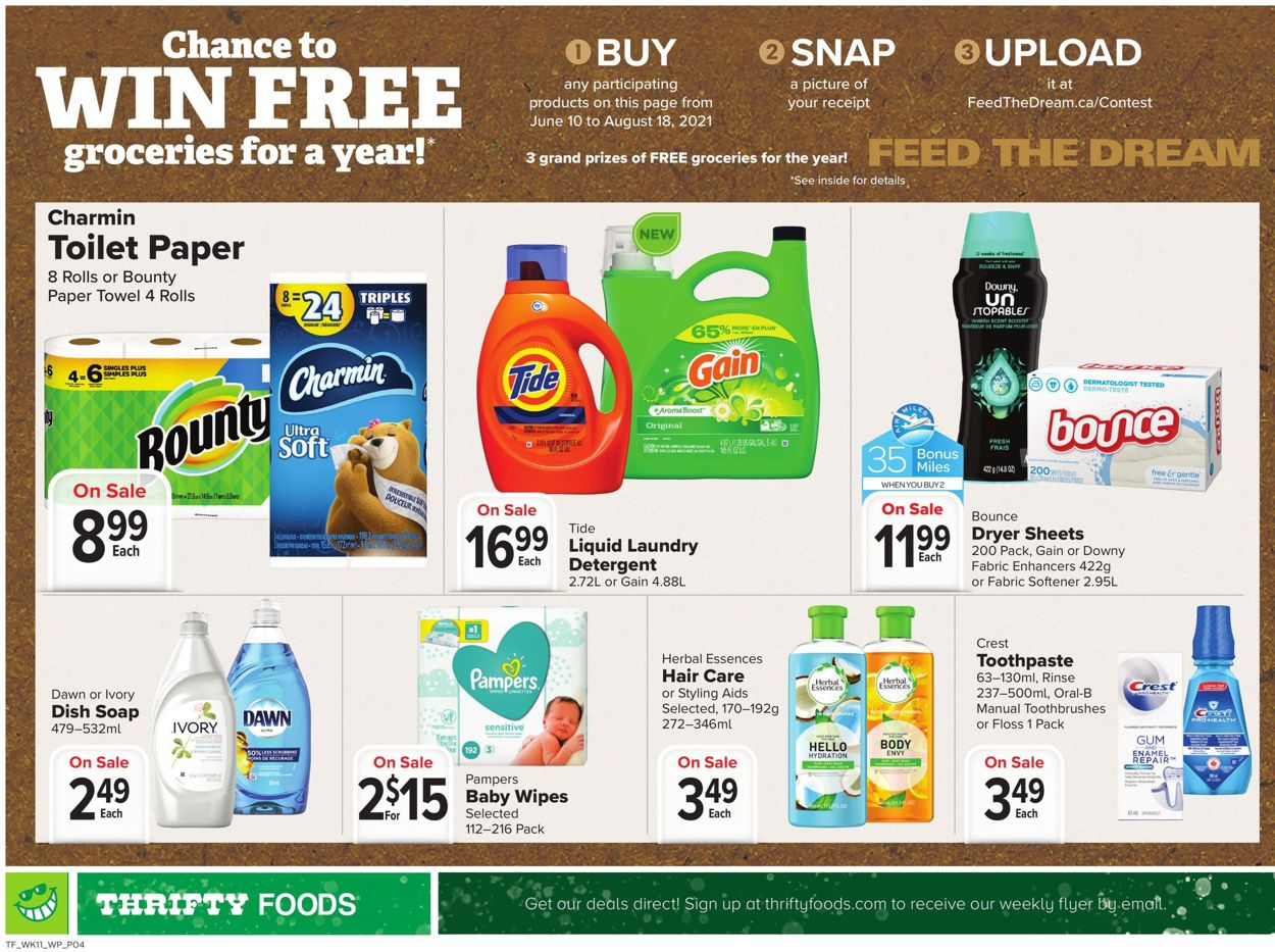 Thrifty Foods Flyer - 07/08-07/14/2021 (Page 17)
