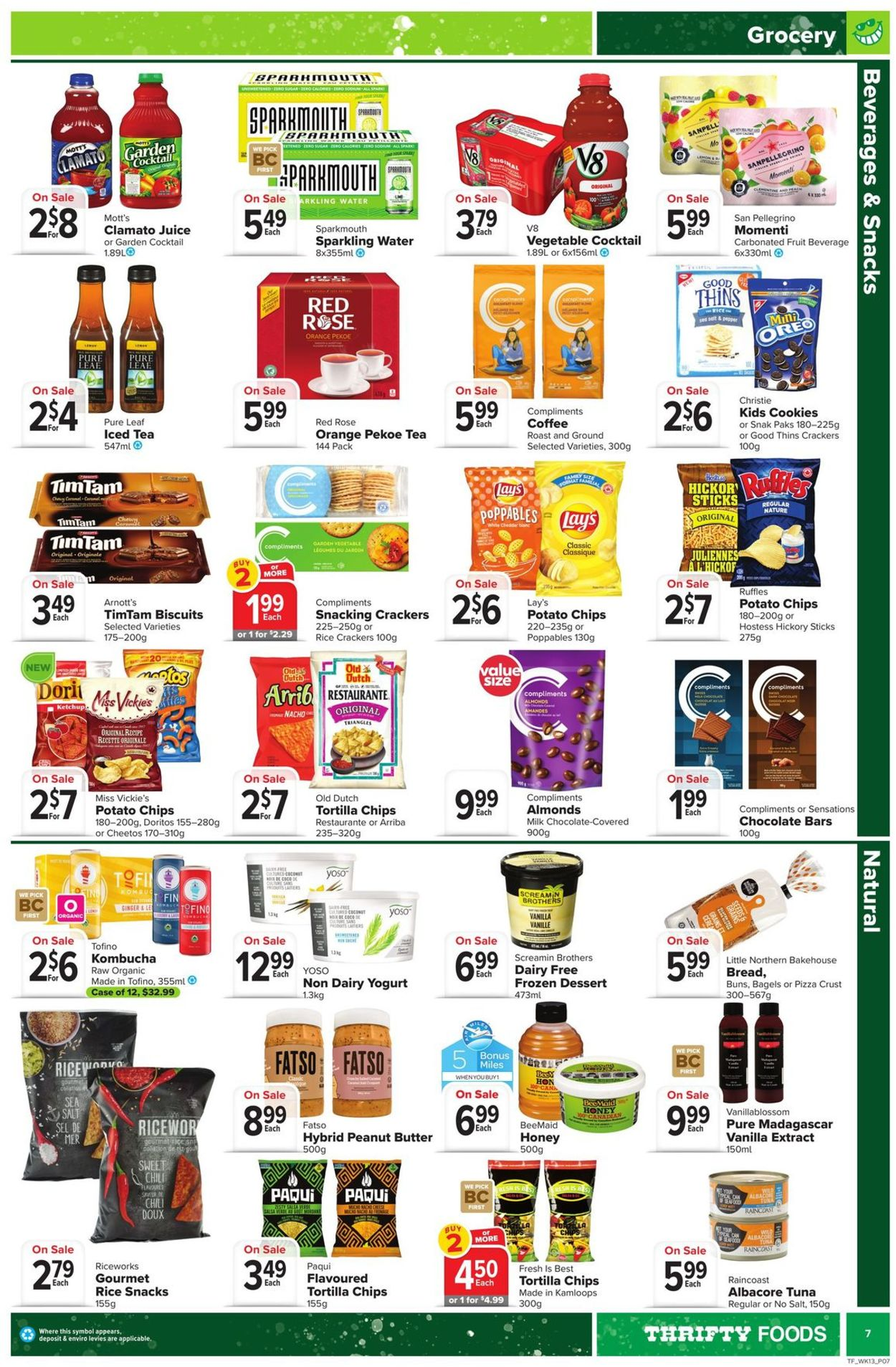 Thrifty Foods Flyer - 07/22-07/28/2021 (Page 10)