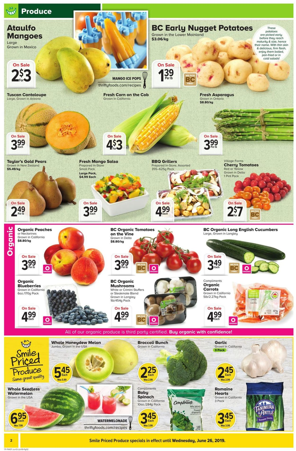 Thrifty Foods Flyer - 06/13-06/19/2019 (Page 2)