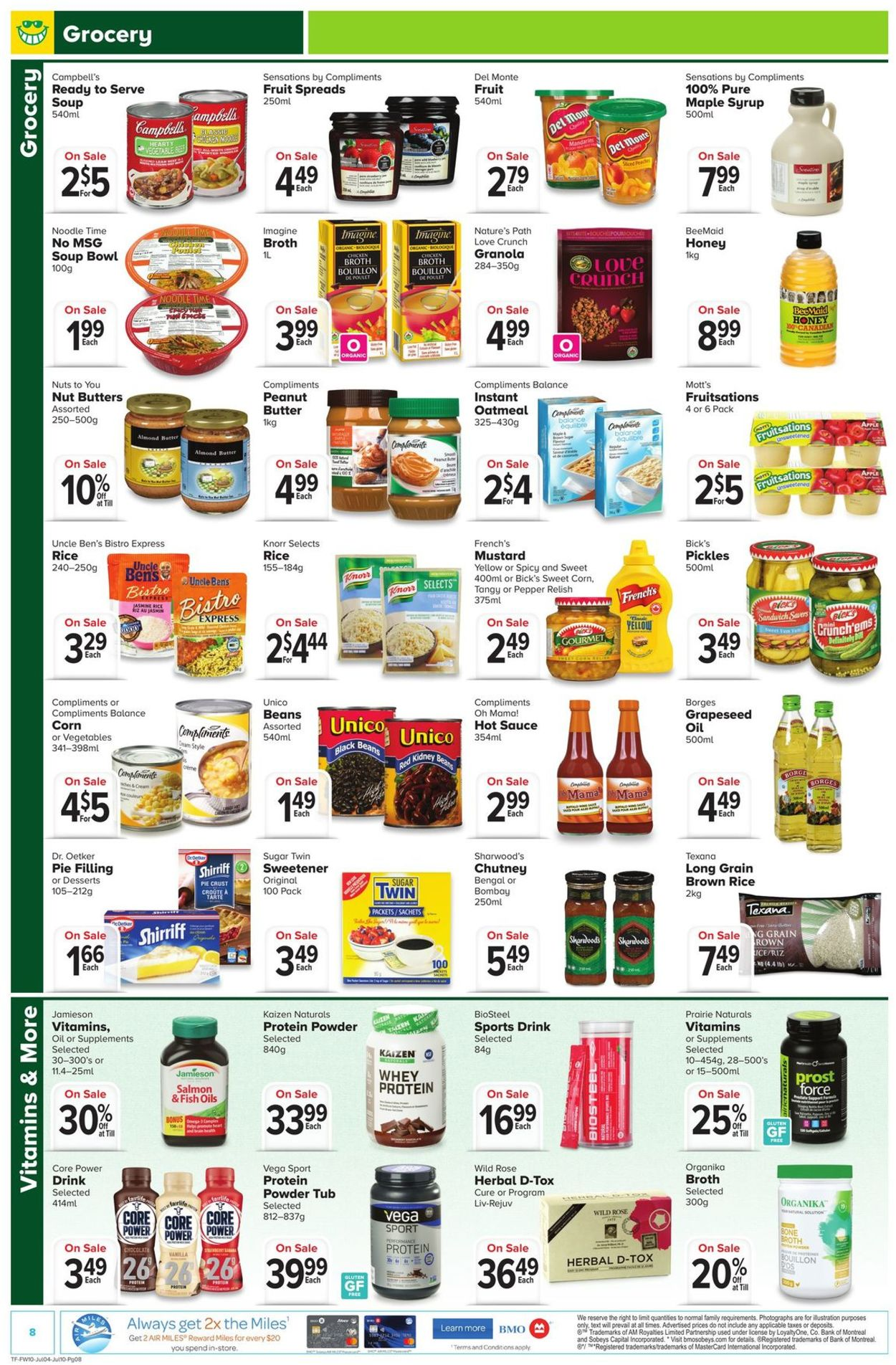 Thrifty Foods Flyer - 07/04-07/10/2019 (Page 8)