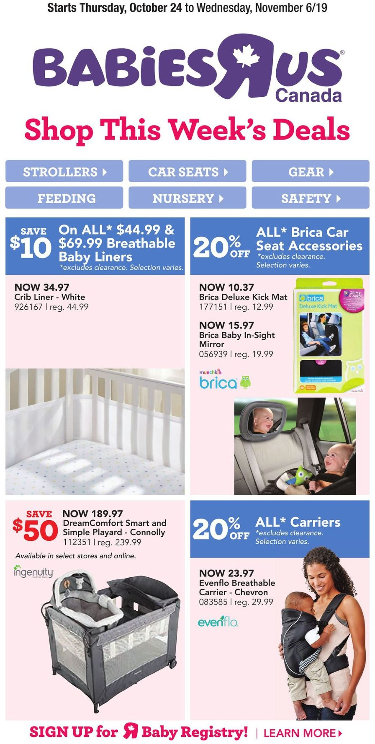 Toys''R''Us Flyer - 10/24-11/06/2019 (Page 3)