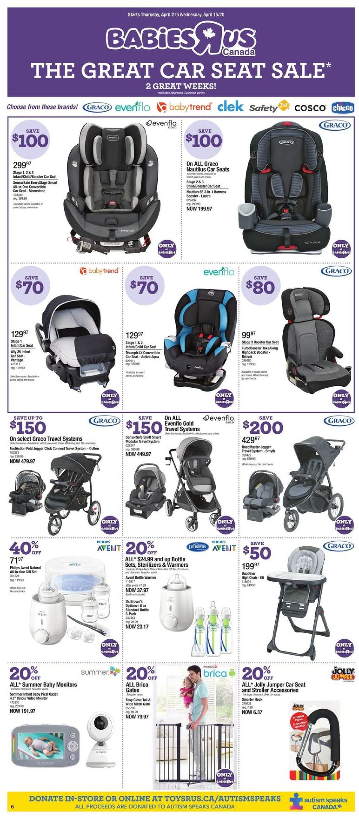 Toys''R''Us Flyer - 04/02-04/15/2020