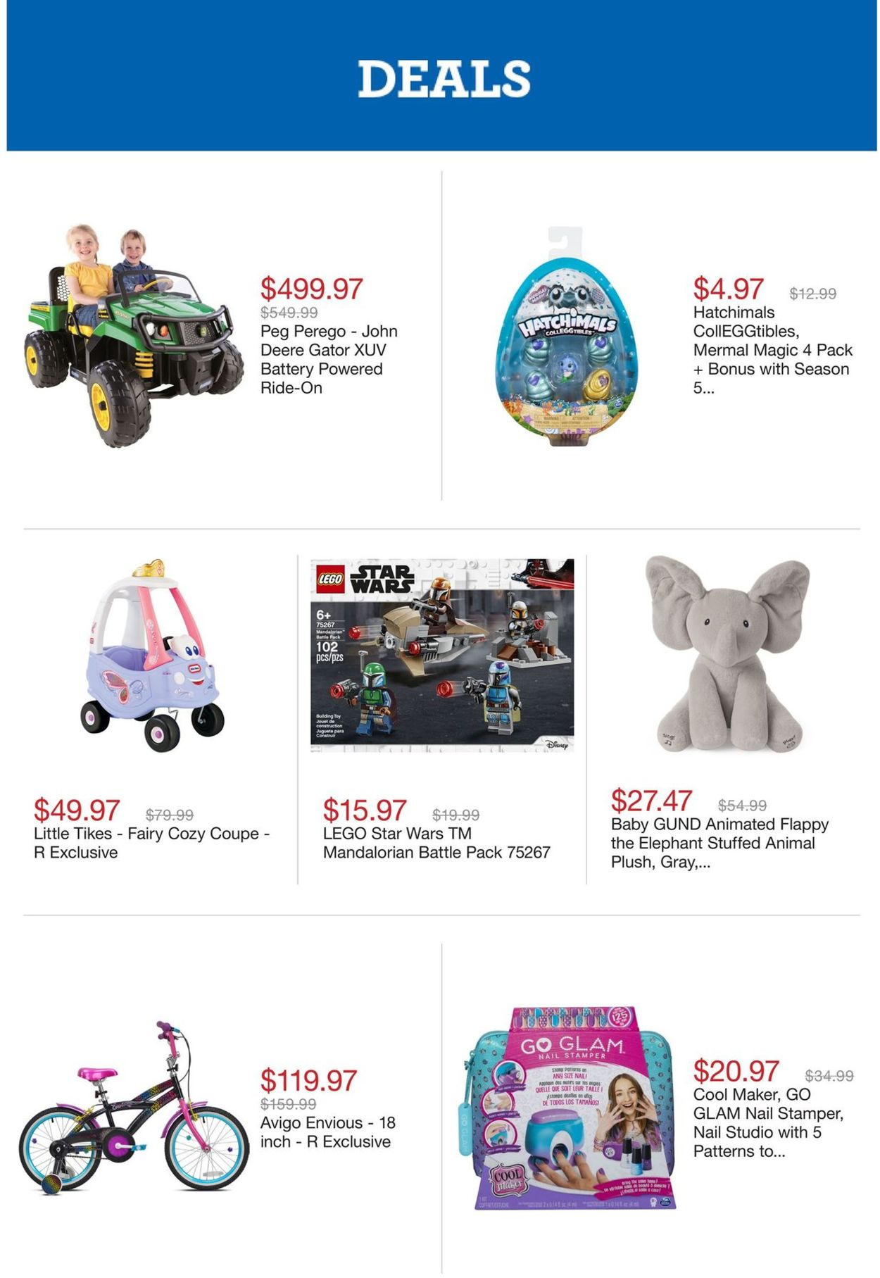 Toys''R''Us Flyer - 04/09-04/15/2020 (Page 3)