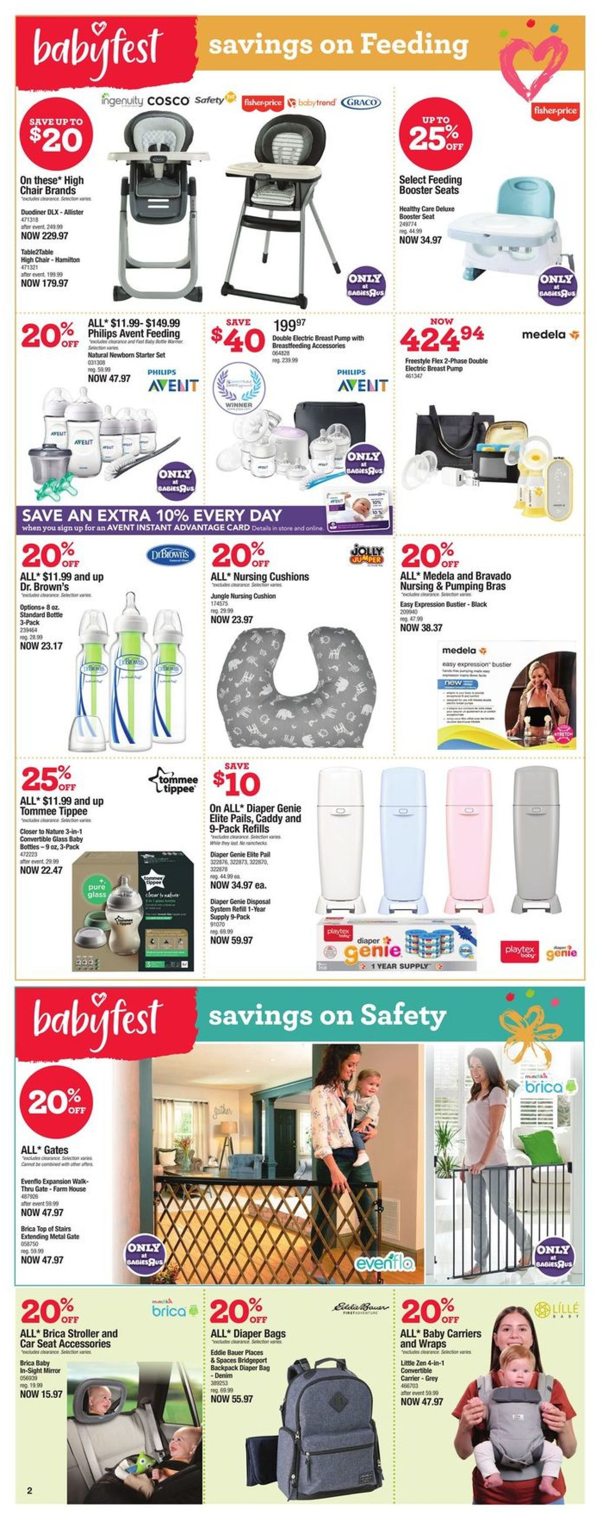 Toys''R''Us Flyer - 09/17-09/30/2020 (Page 2)