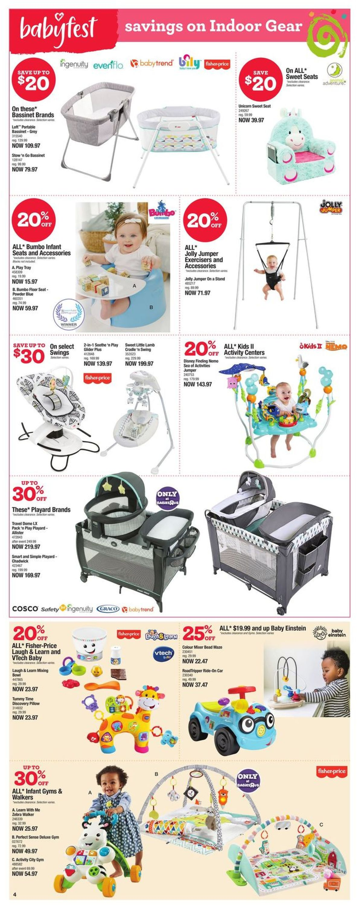 Toys''R''Us Flyer - 09/17-09/30/2020 (Page 4)