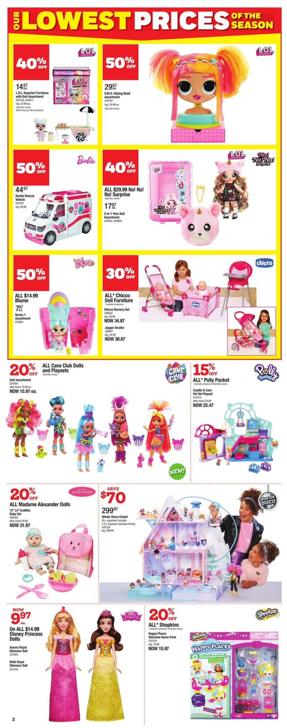 Toys''R''Us Flyer - 10/08-10/21/2020 (Page 2)