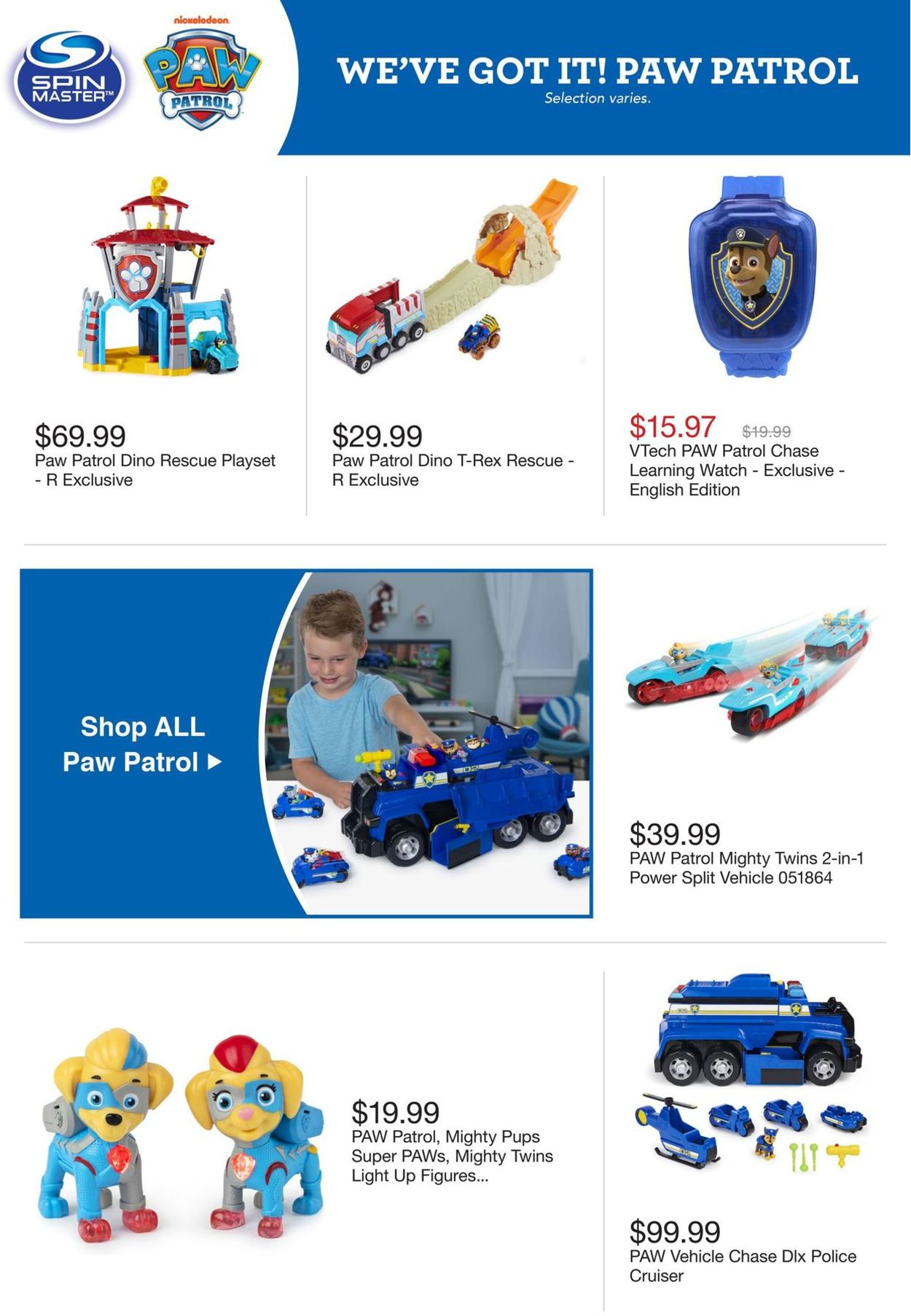 Toys''R''Us Flyer - 10/15-10/21/2020 (Page 4)