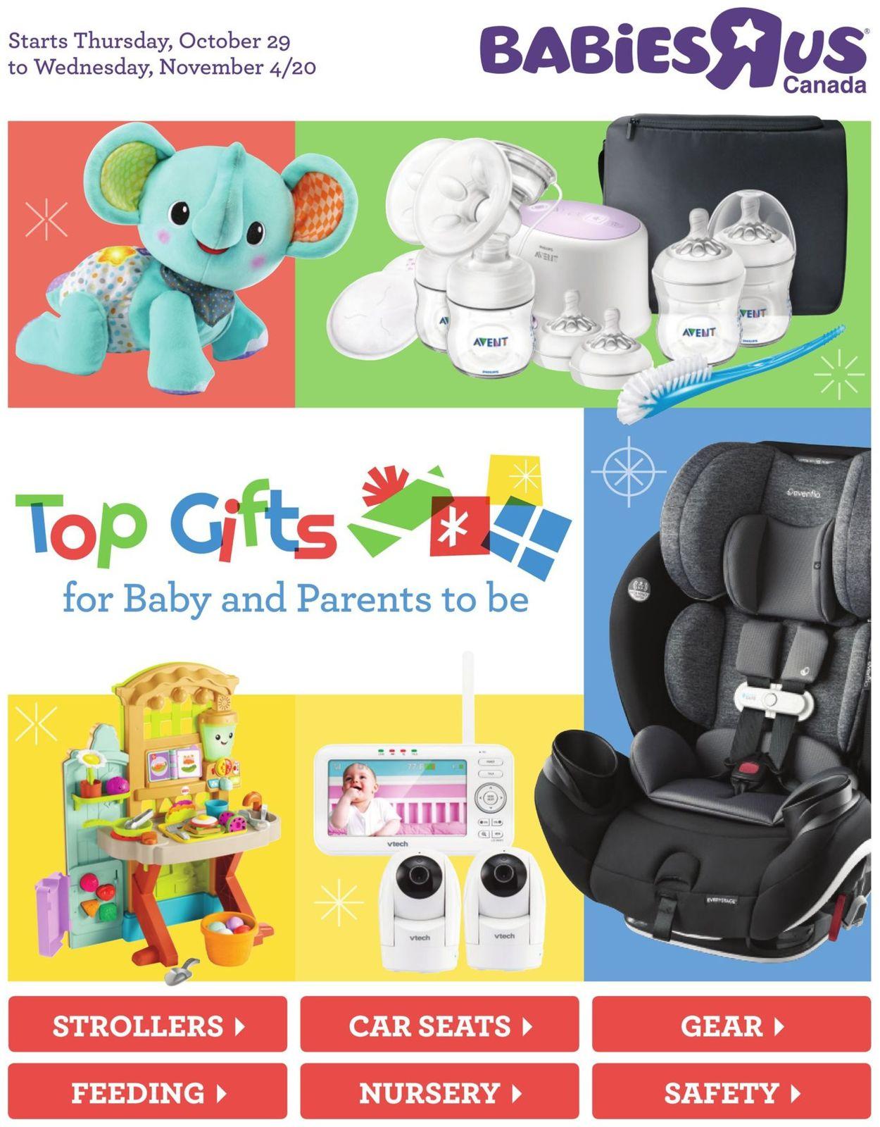 Toys''R''Us Flyer - 10/29-11/04/2020