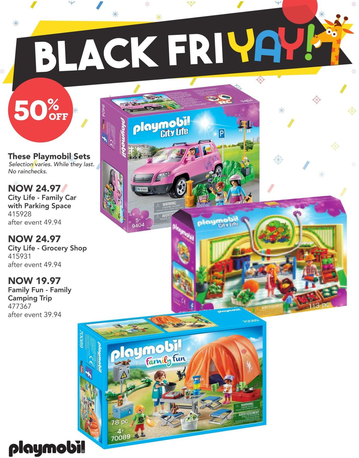 Toys''R''Us - Black Friday 2020 Flyer - 11/05-11/08/2020 (Page 2)