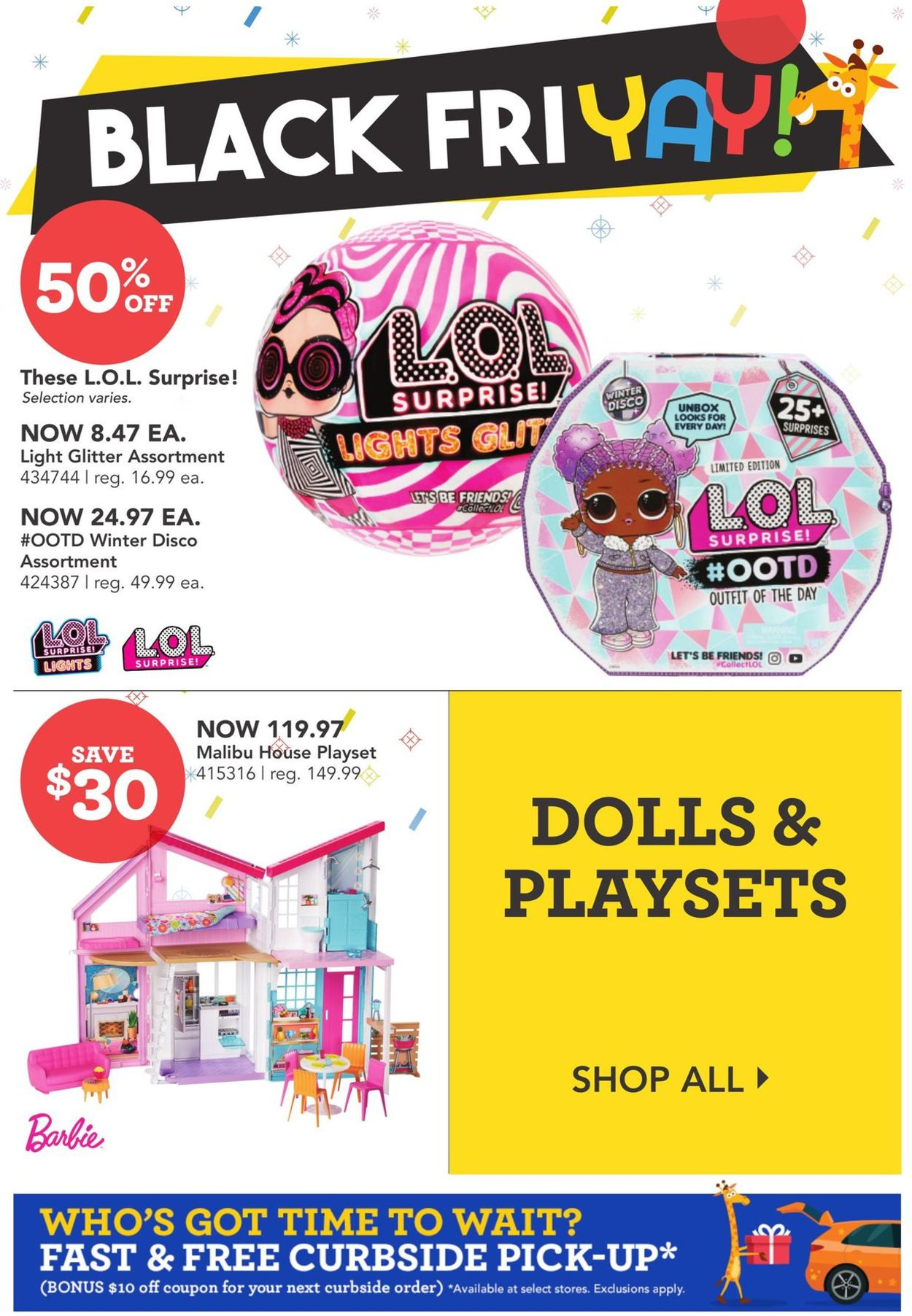 Toys''R''Us - Black Friday 2020 Flyer - 11/05-11/08/2020 (Page 4)