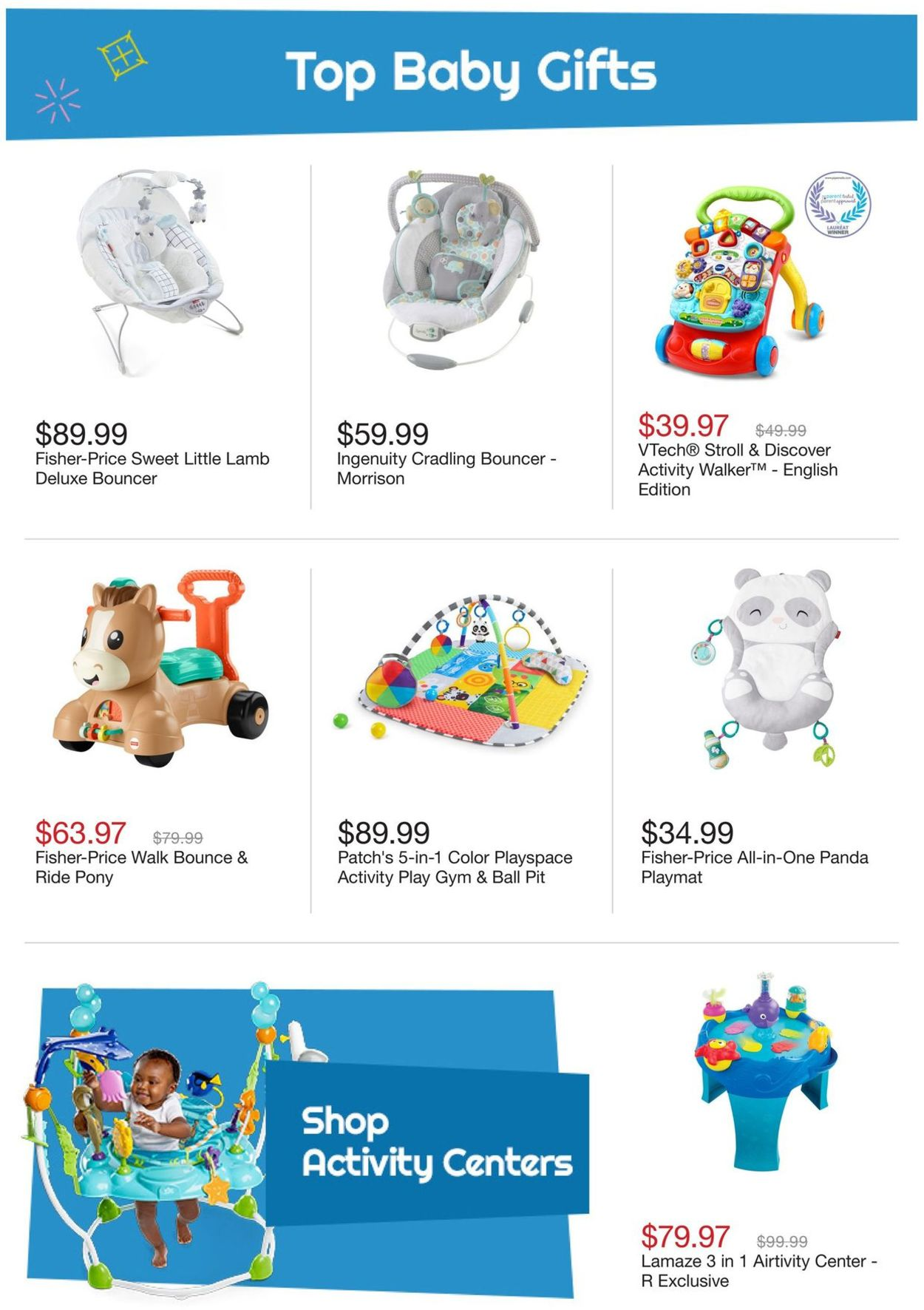 Toys''R''Us - Holiday 2020 Flyer - 11/12-11/18/2020 (Page 6)