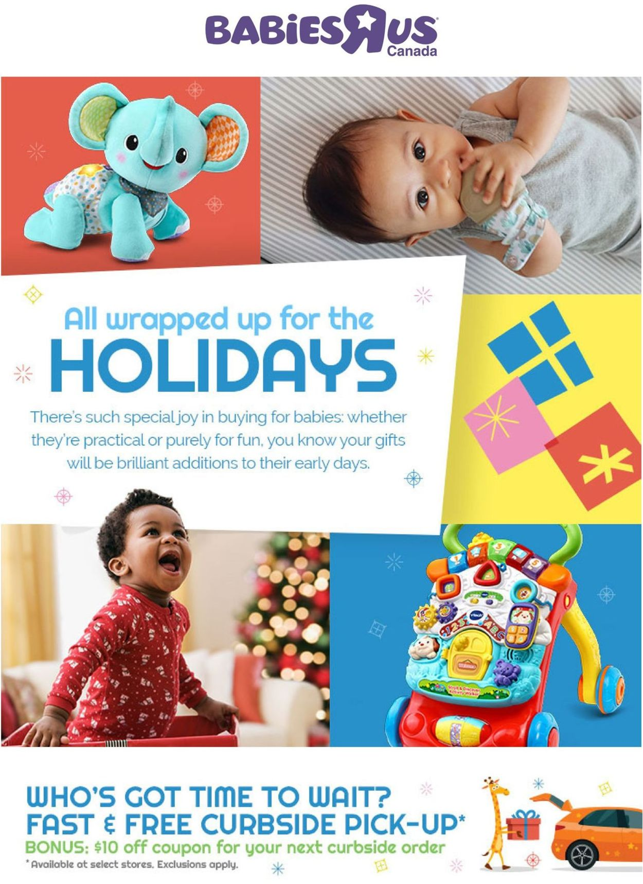 Toys''R''Us - Holiday 2020 Flyer - 11/19-11/25/2020