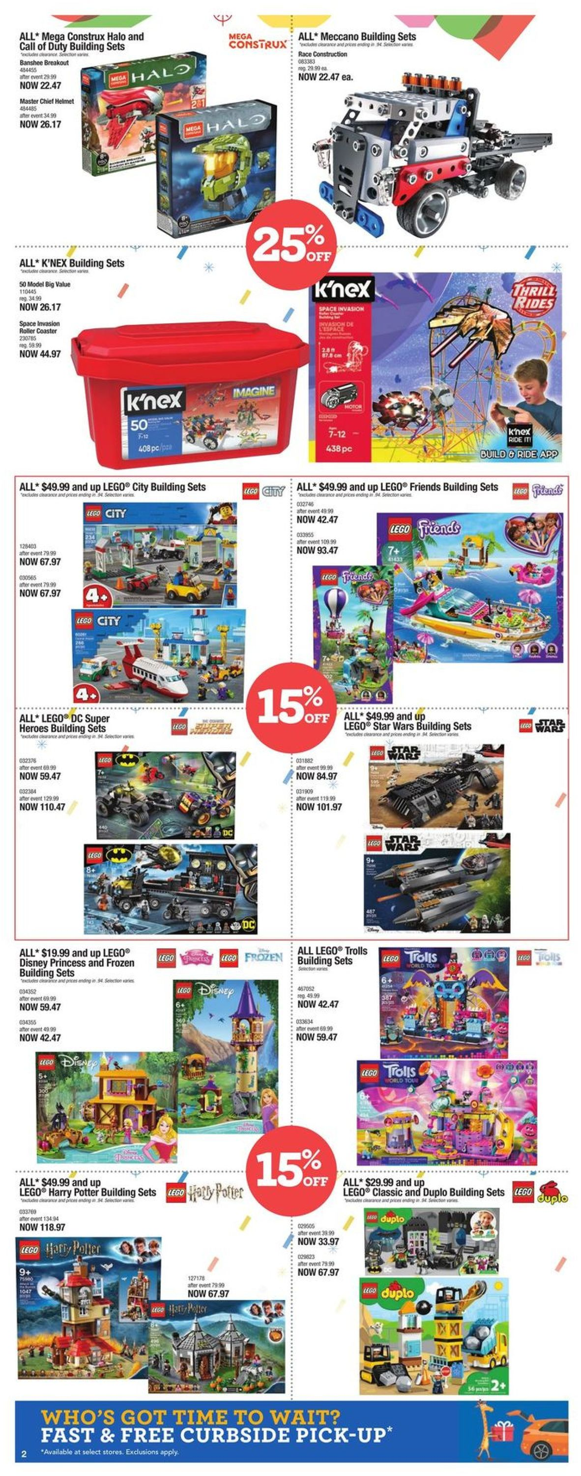 Toys''R''Us - Holiday 2020 Flyer - 12/10-12/16/2020 (Page 2)