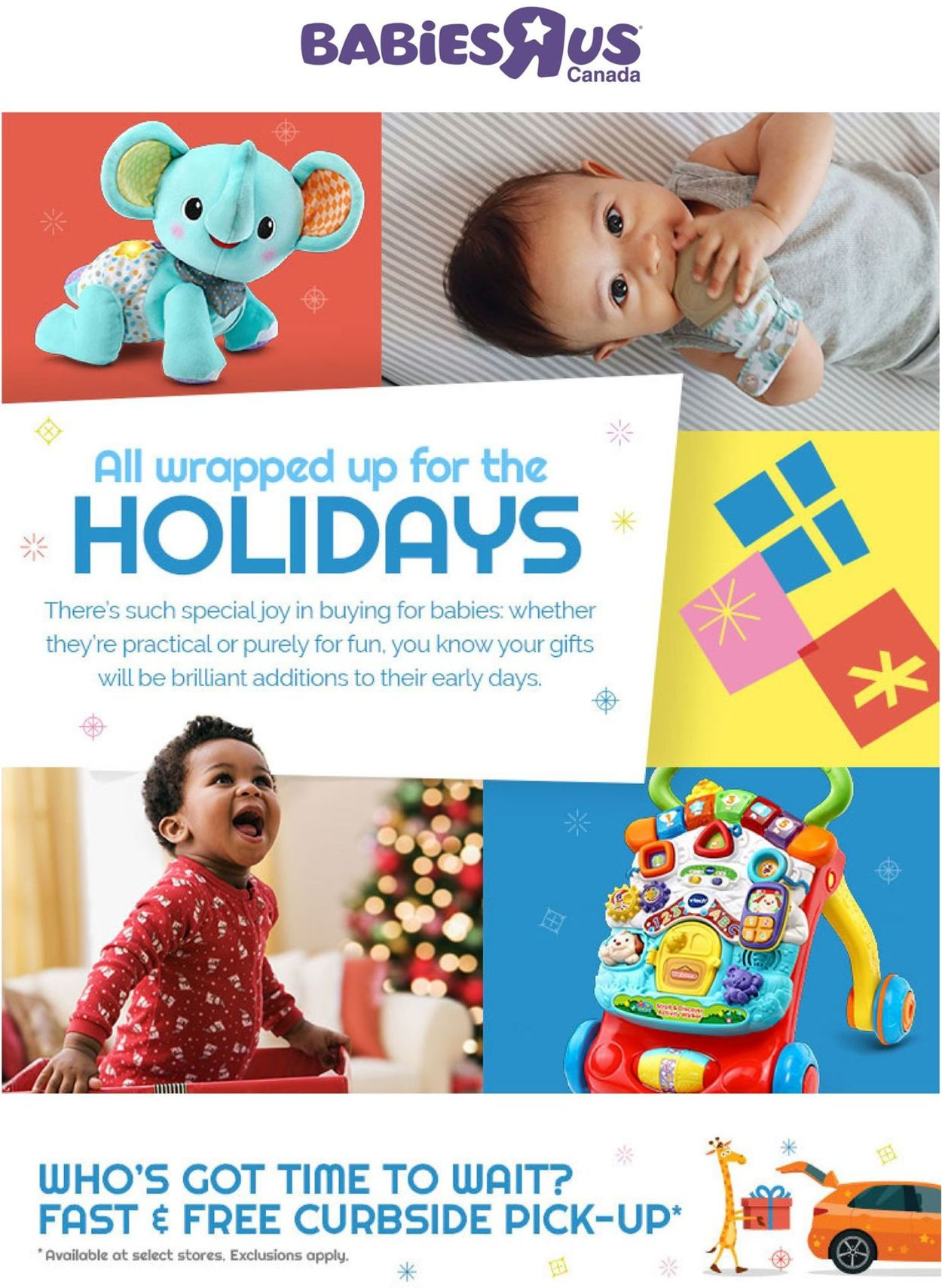 Toys''R''Us - Holiday 2020 Flyer - 12/10-12/25/2020
