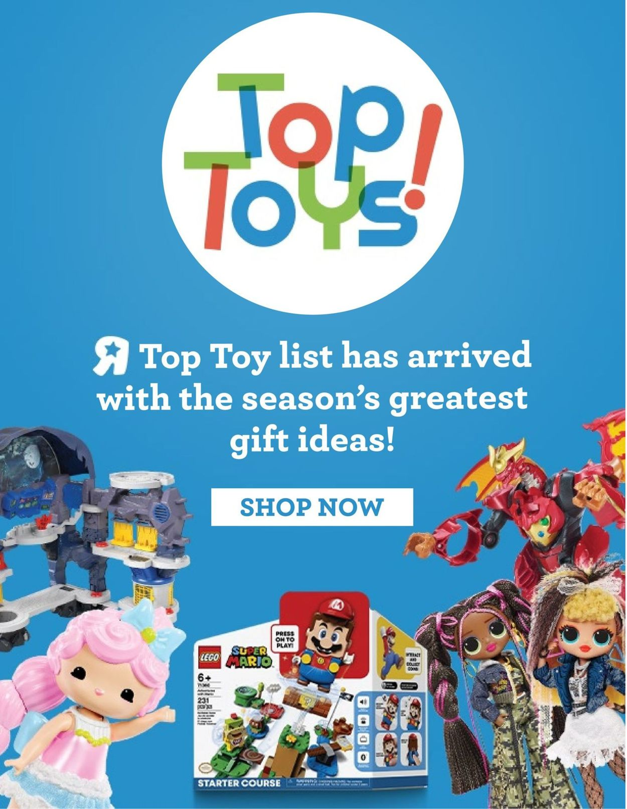 Toys''R''Us - Holiday 2020 Flyer - 12/17-12/24/2020 (Page 9)