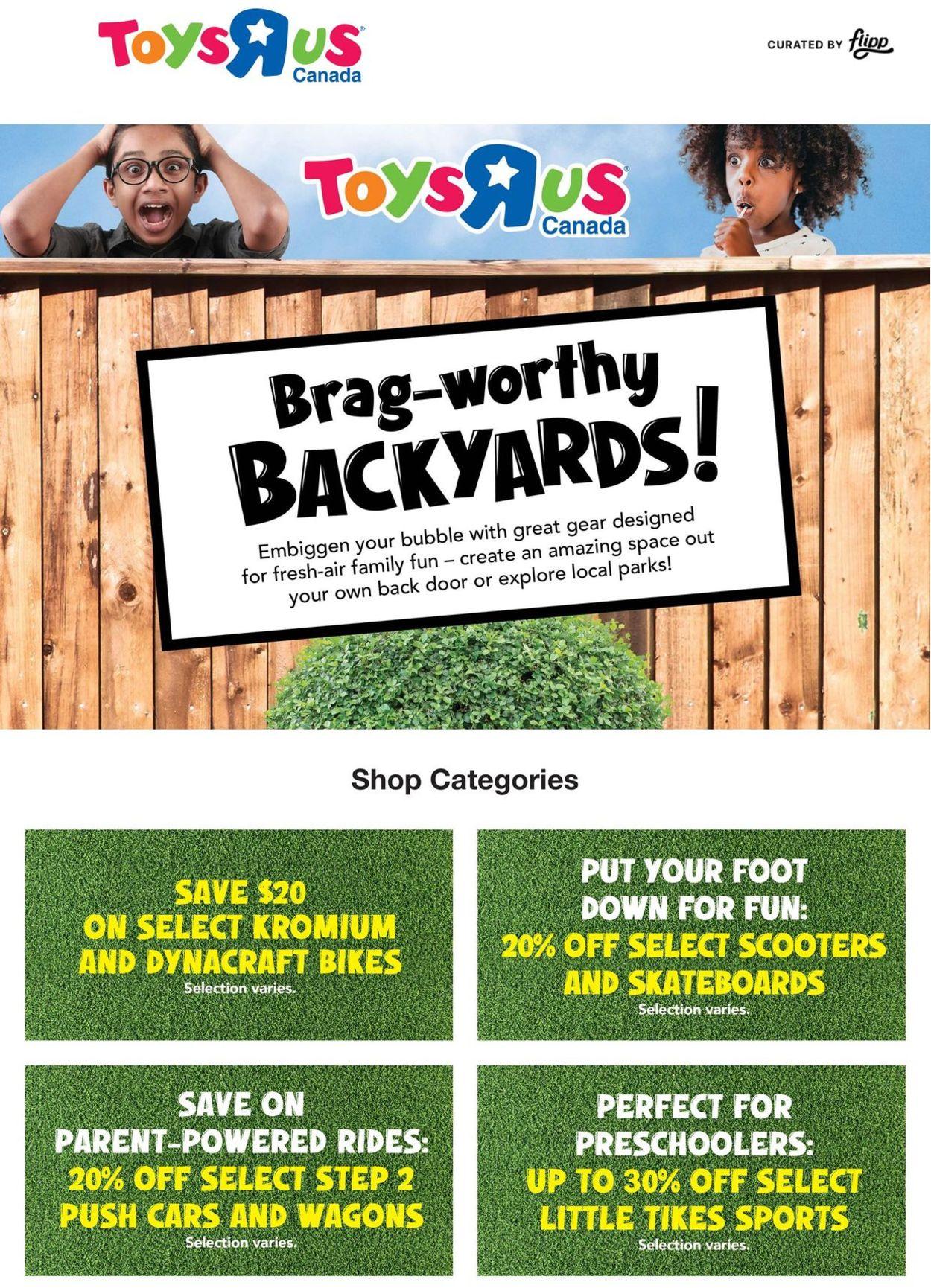 Toys''R''Us Flyer - 04/29-05/05/2021