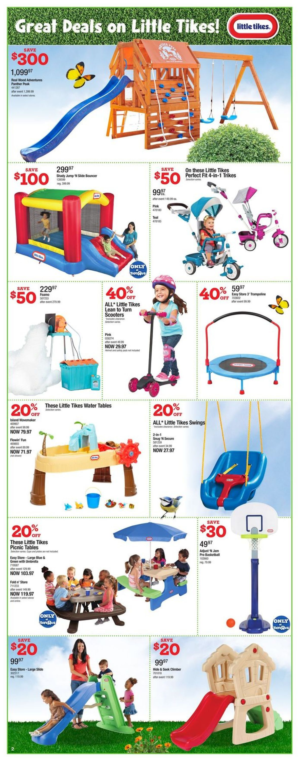 Toys''R''Us Flyer - 05/13-05/26/2021 (Page 3)
