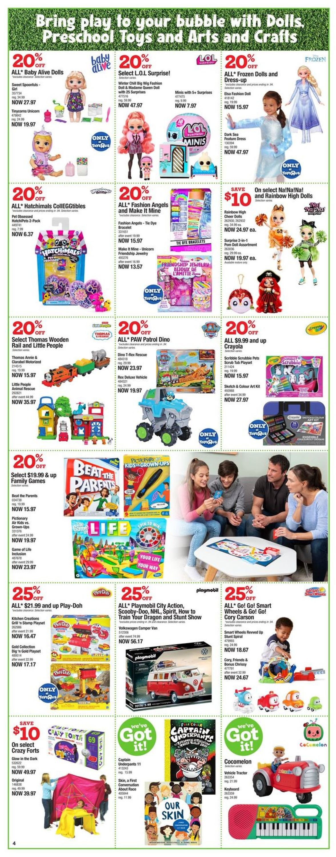 Toys''R''Us Flyer - 05/13-05/26/2021 (Page 5)