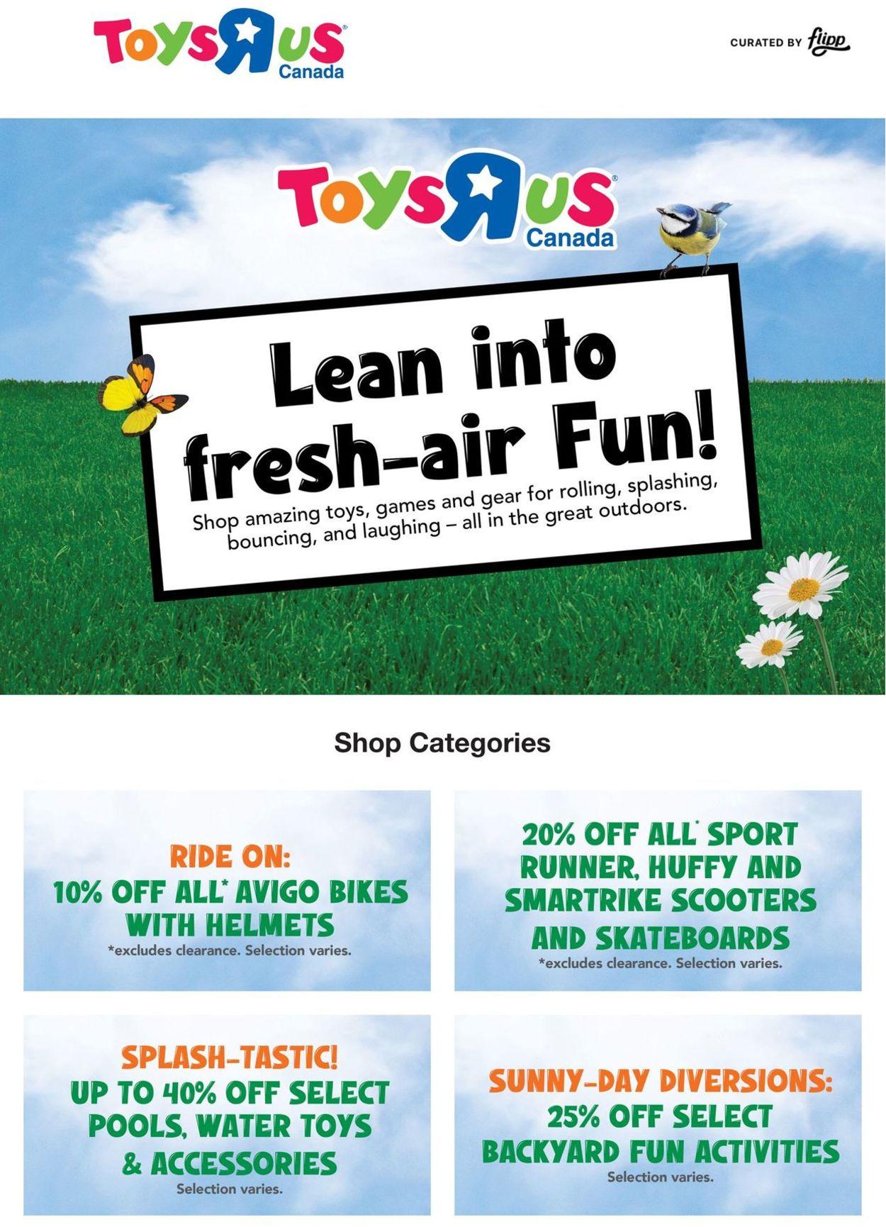 Toys''R''Us Flyer - 06/03-06/09/2021