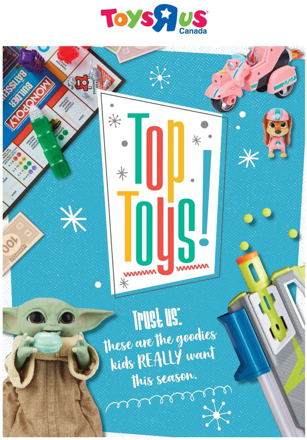 Toys''R''Us Flyer - 09/30-10/06/2021