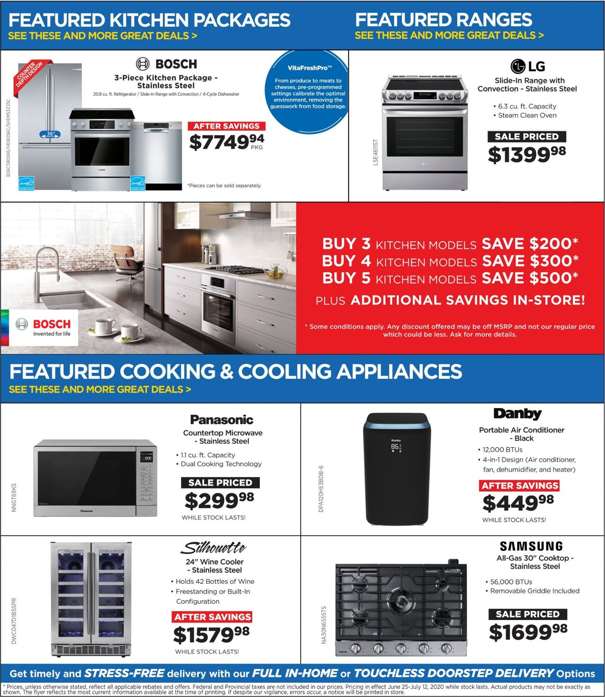 Trail Appliances Flyer - 06/25-07/12/2020 (Page 5)