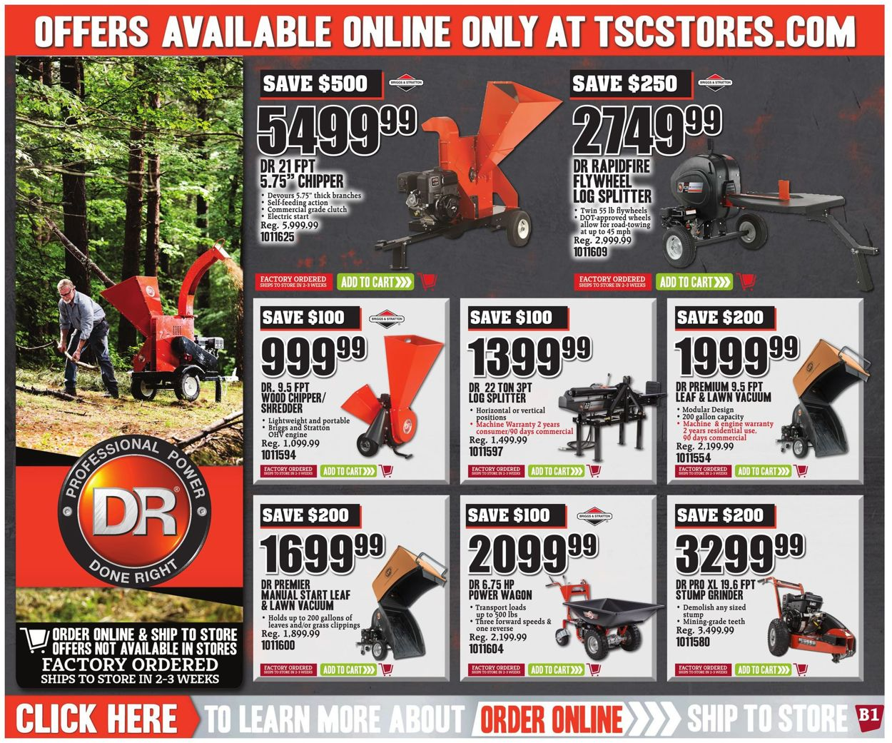 TSC Stores Flyer - 10/25-10/31/2019 (Page 17)