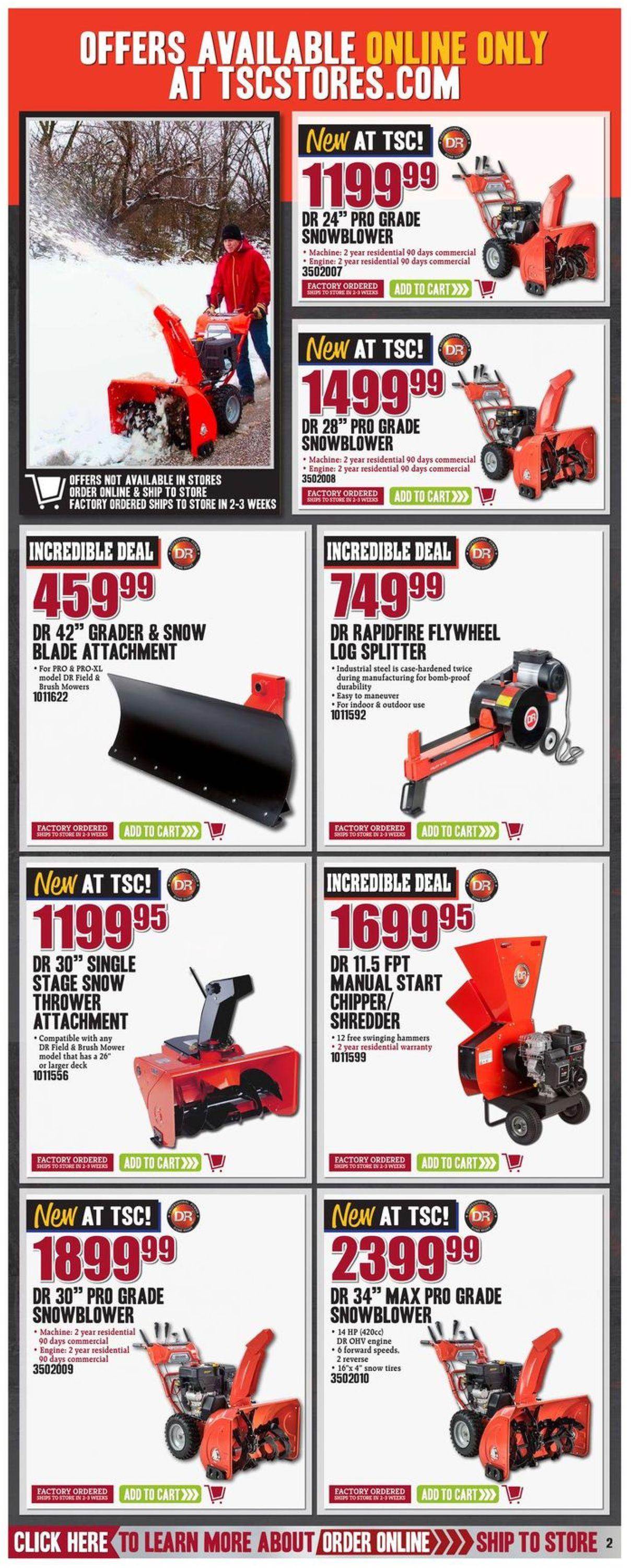 TSC Stores Flyer - 12/26-01/02/2020 (Page 14)