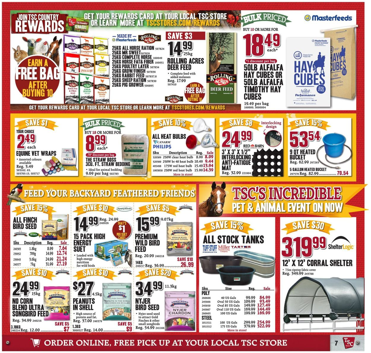 TSC Stores Flyer - 01/03-01/09/2020 (Page 7)
