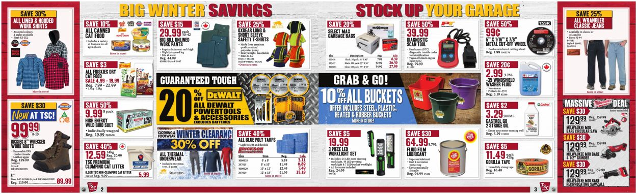 TSC Stores Flyer - 01/10-01/16/2020 (Page 2)